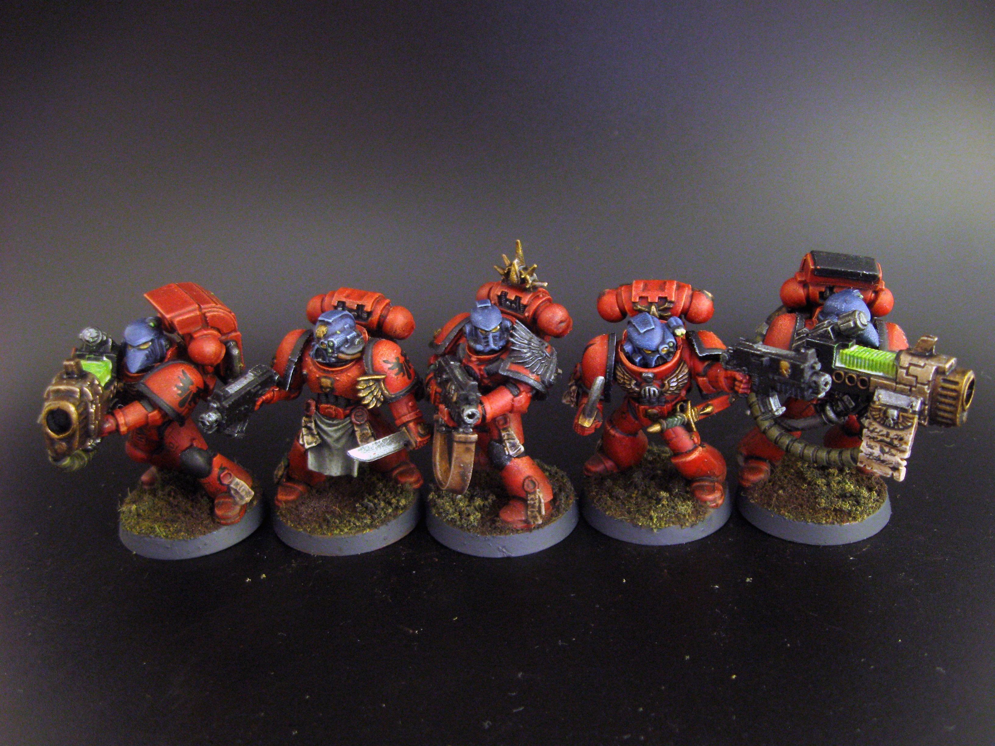 Angel, Blood, Death, Devastator, Forge World, Guard, Honour, Meph, Space Marines