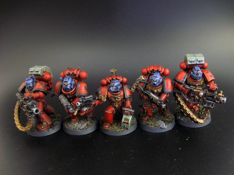 Angel, Blood, Death, Devastator, Forge World, Guard, Honour, Meph, Space Marines