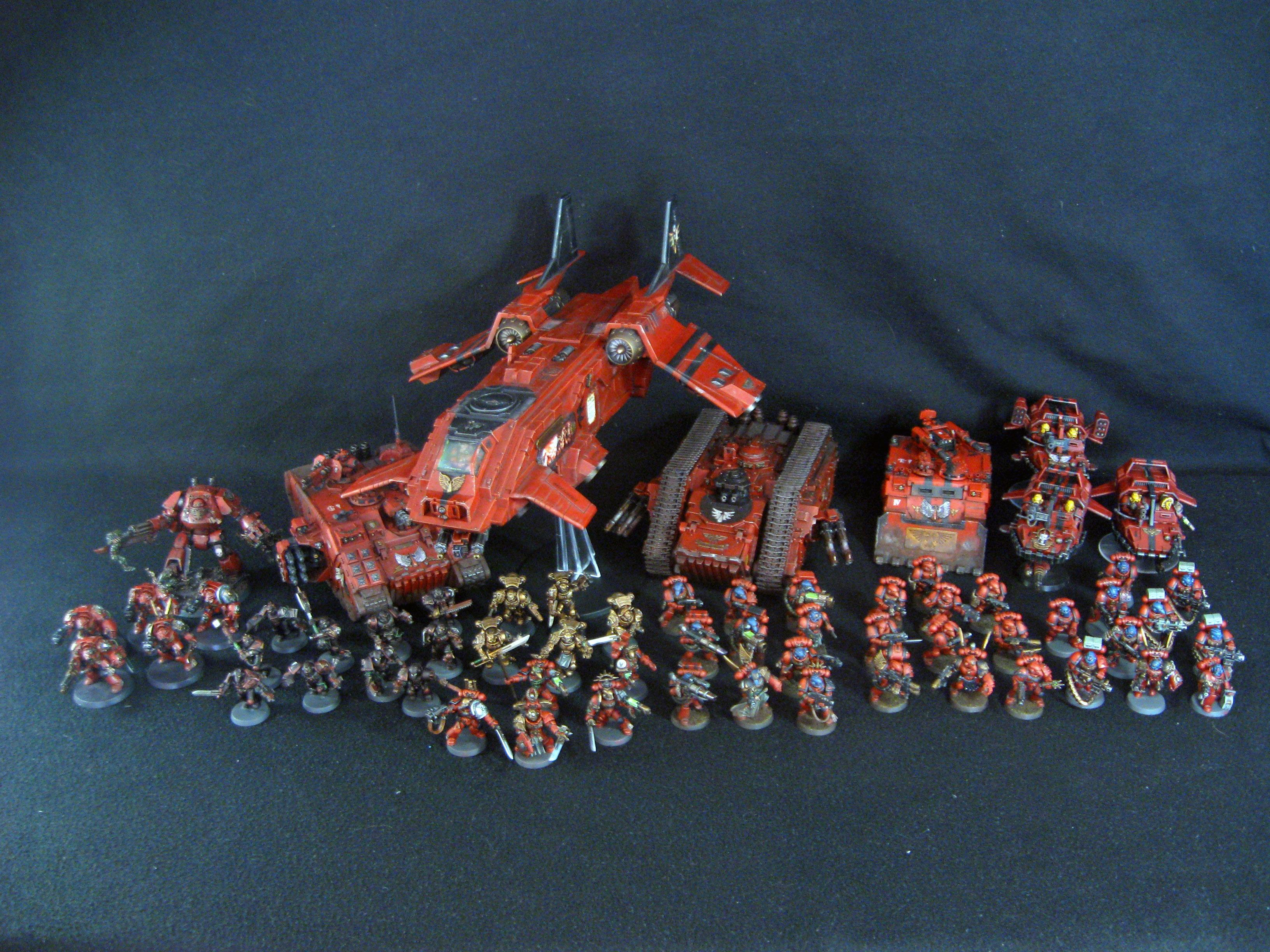Angel, Blood, Death, Devastator, Forge World, Guard, Honour, Meph, Sanguinary, Space Marines, Terminator Armor
