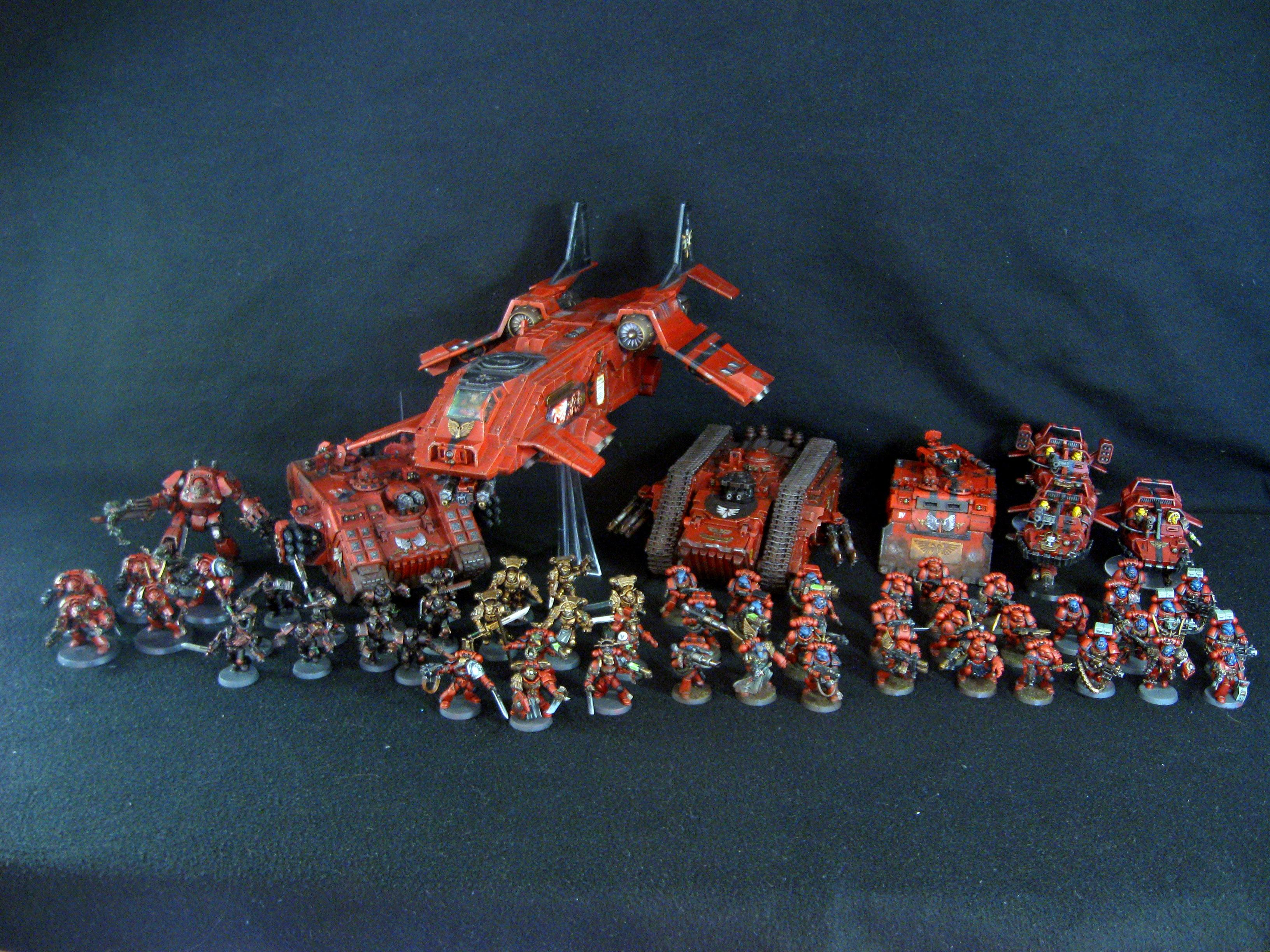 Angel, Blood, Death, Devastator, Forge World, Guard, Honour, Meph, Sanguinary, Space Marines, Terminator Armor