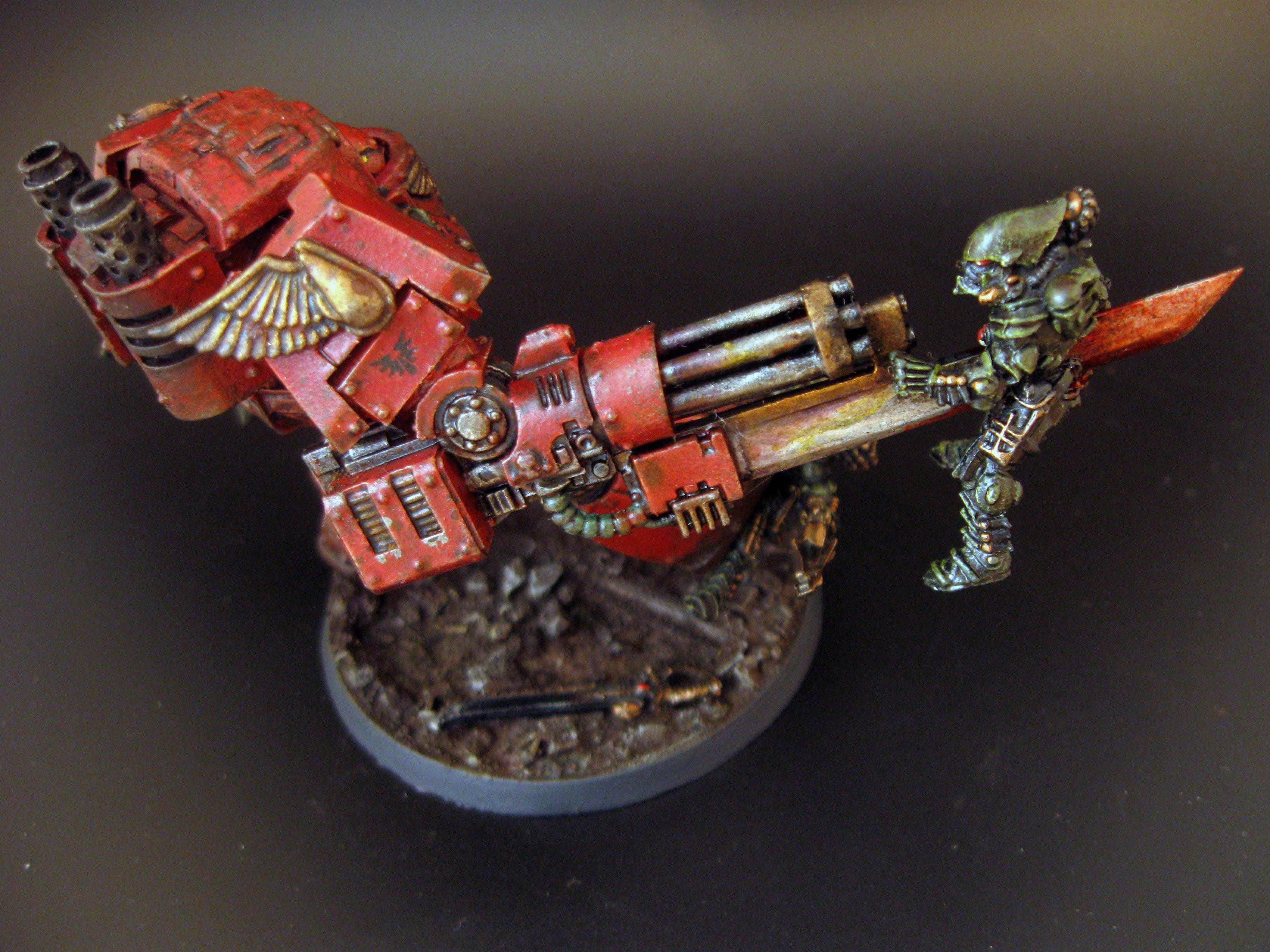 Angel, Blood, Contemptor, Dreadnought, Forge World, Guard, Honour, Meph, Space Marines