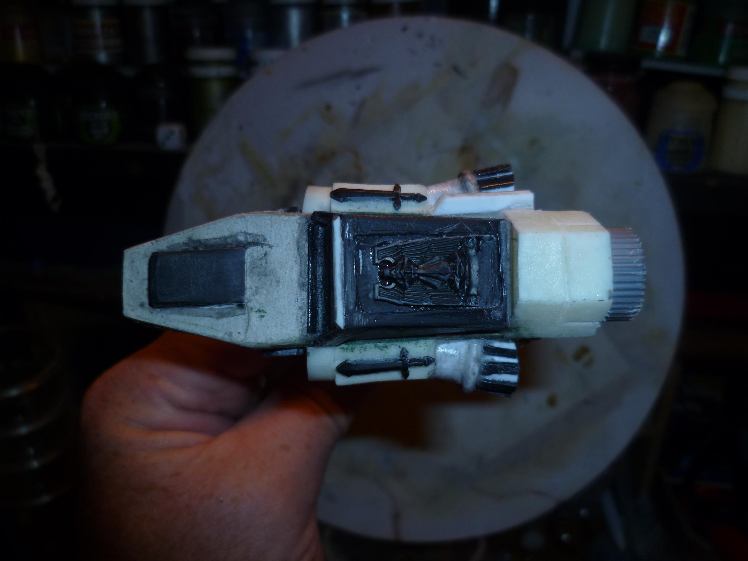 Imperial speeder!