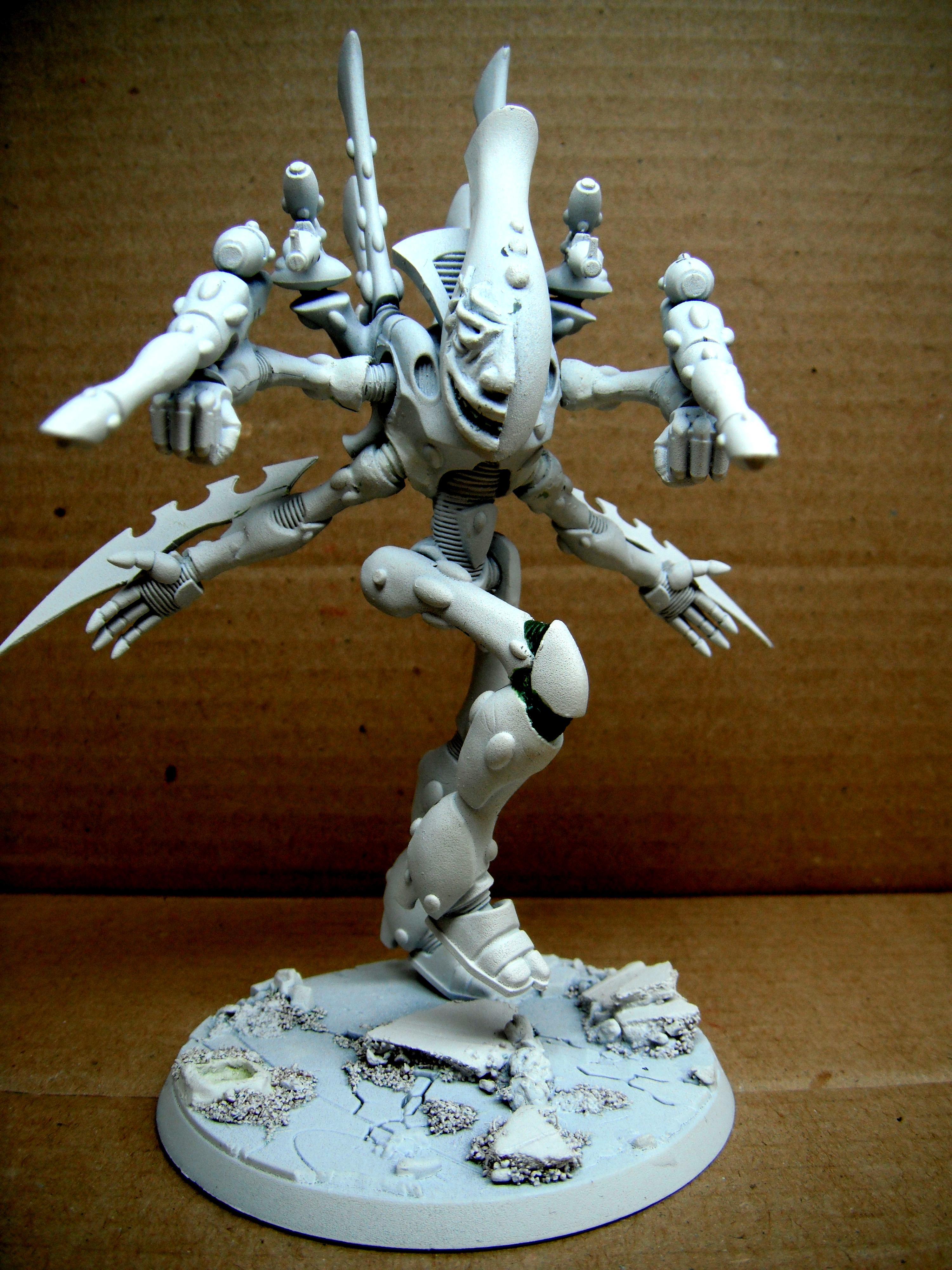 Conversion, Dynamic, Harlequins, Warhammer 40,000, Wraithlord