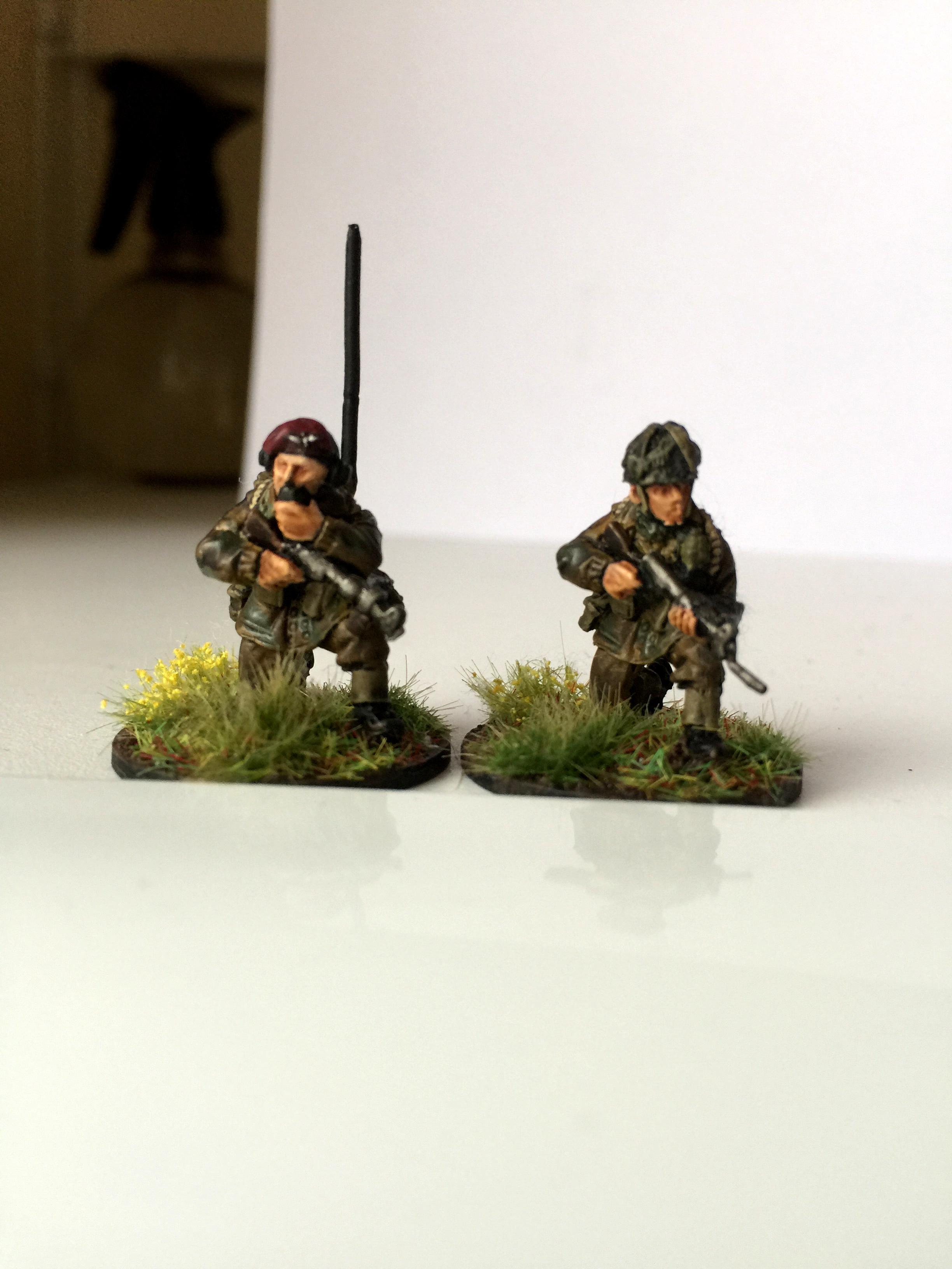 Bolt Action, British, Paras, Paratroopers, World War 2