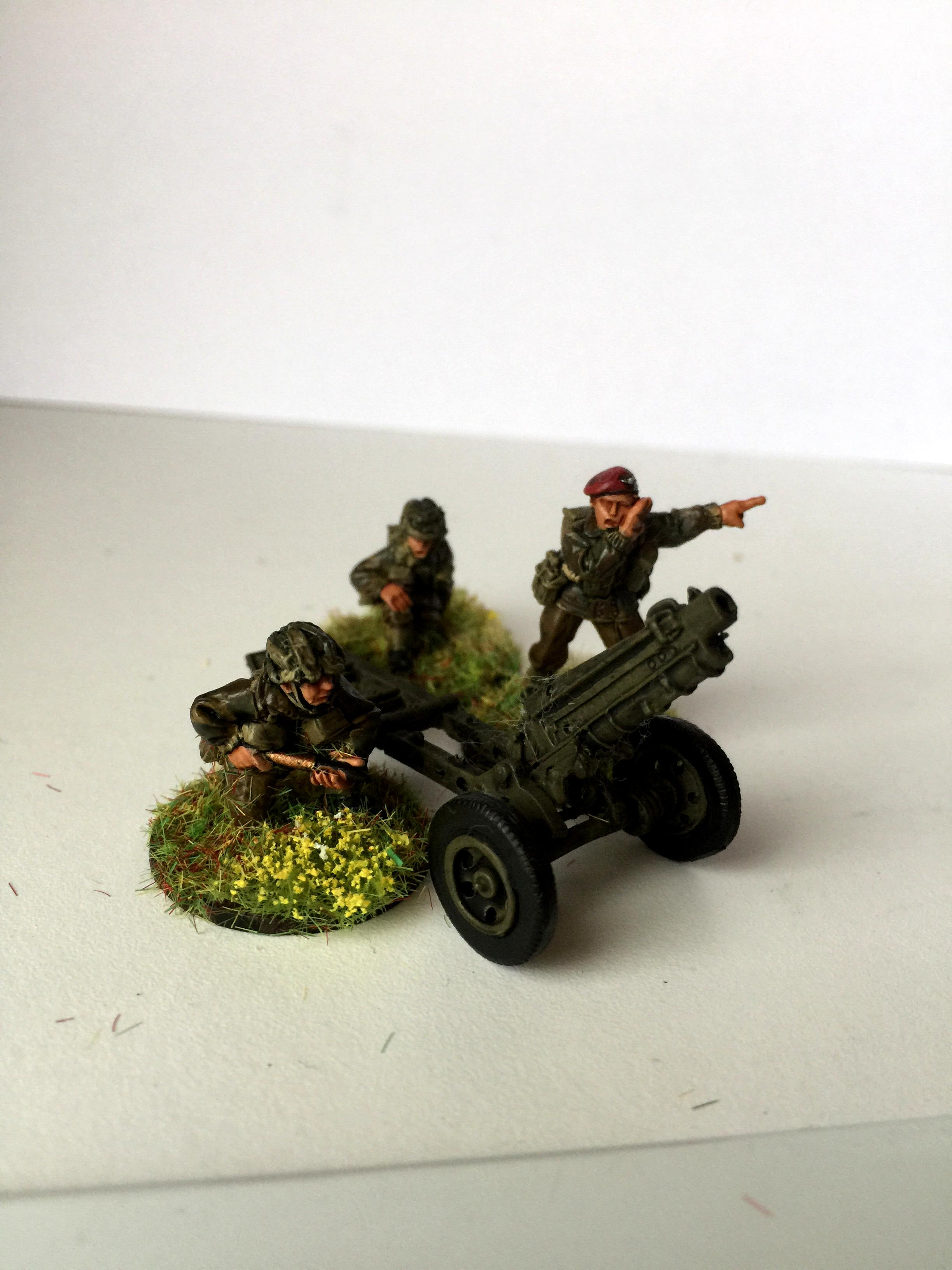 Bolt Action, British, Paras, Paratroopers, World War 2