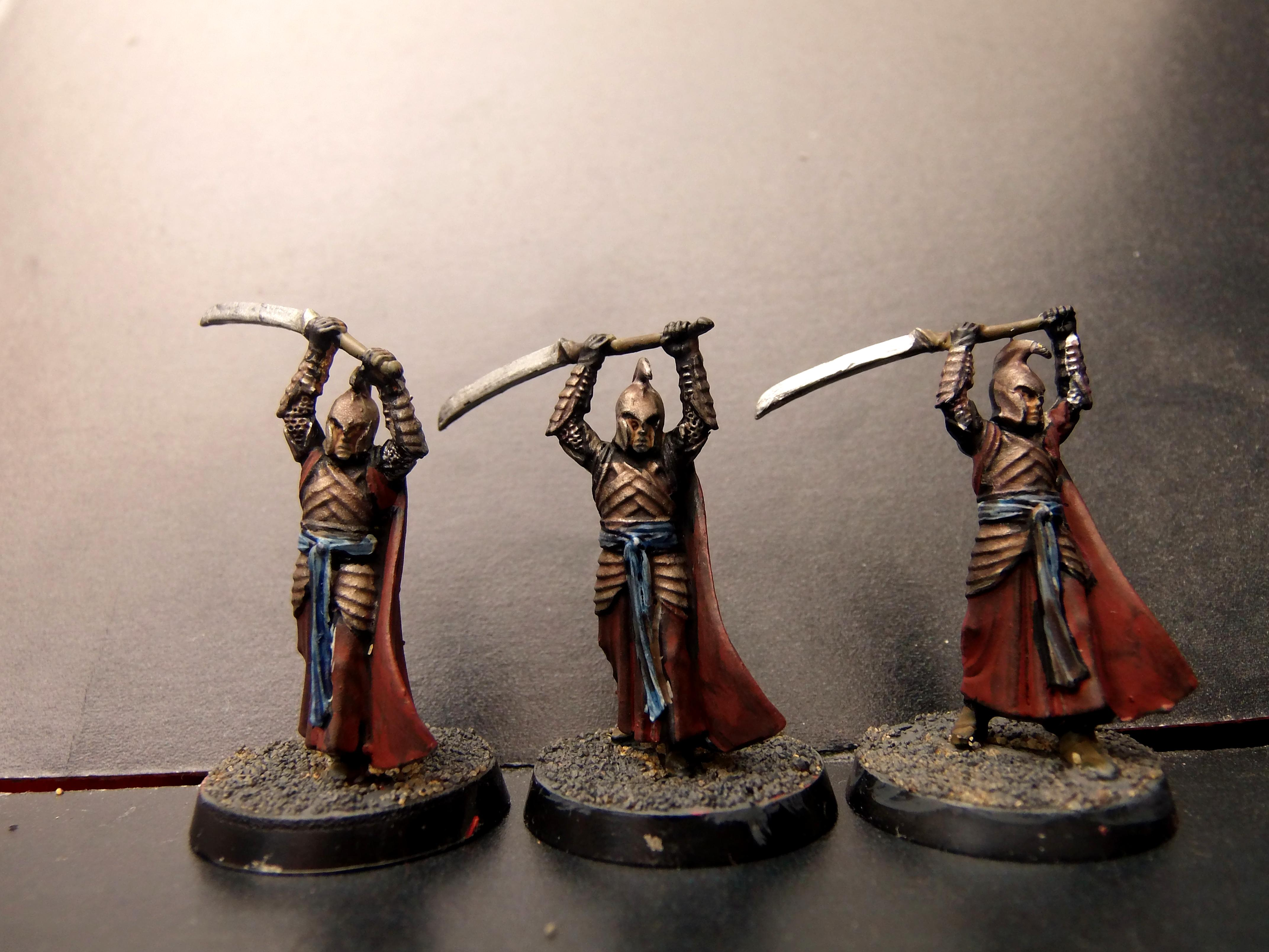 Dwarves, High Elves, Hobbit, Lord Of The Rings
