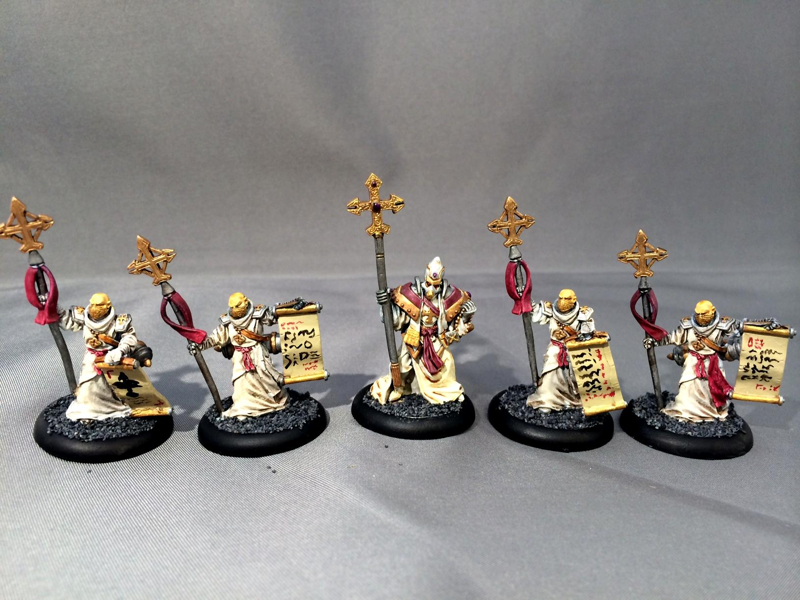 Choir, Privateer Press, Protectorate Of Menoth
