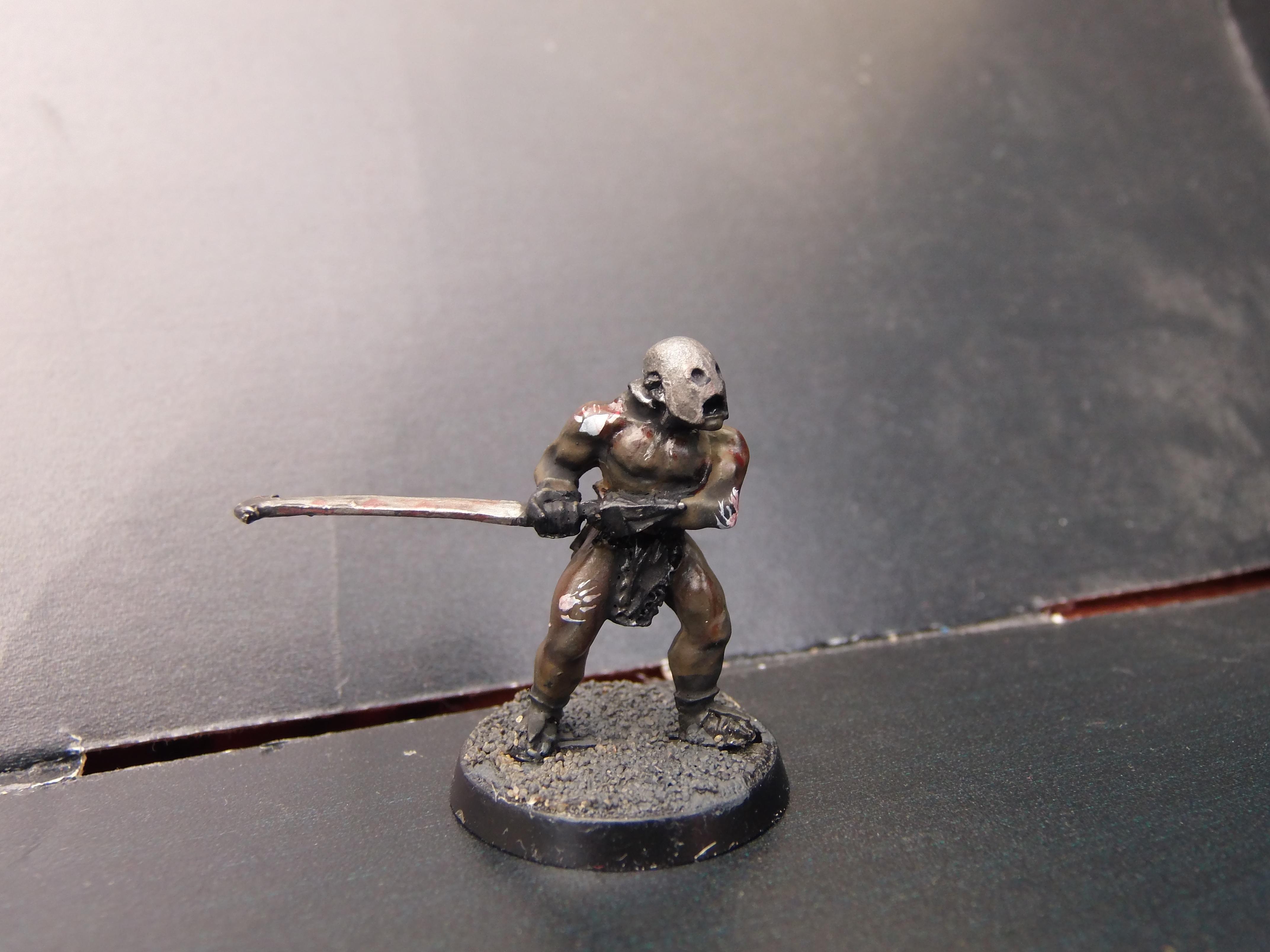 Lord Of The Rings, Uruk-hai, Uruks