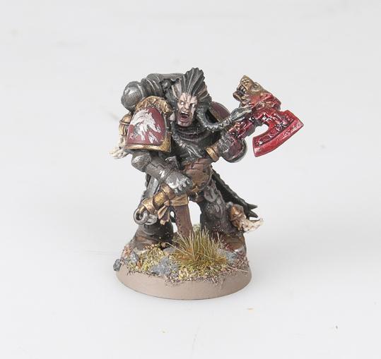 Bloodwolf Runepriest