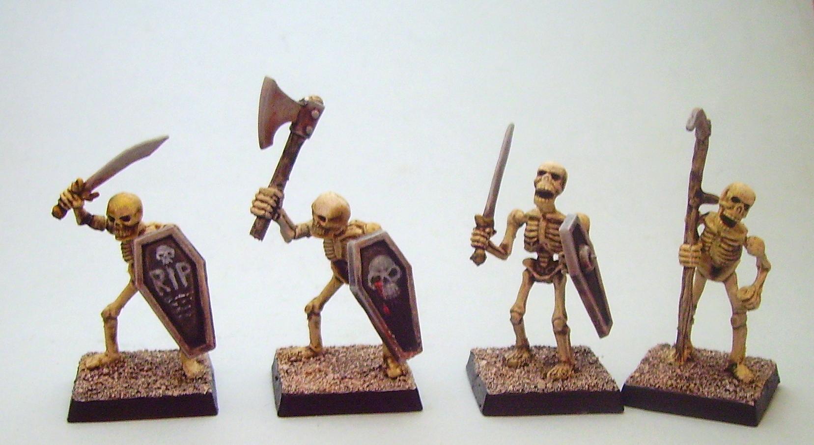 1980s skeletons