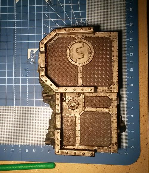 Fortifications, Sizes, Wall Of Martyrs, Warhammer 40,000, Wom