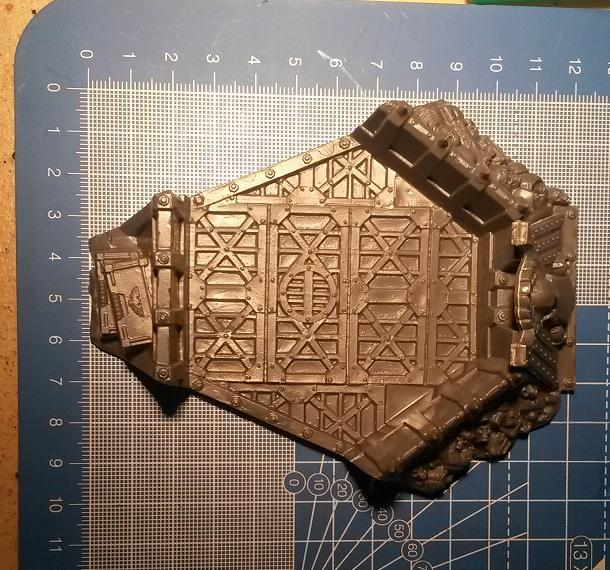 Emplacement, Fortifications, Imperial Guard, Sizes, Wall Of Martyrs, Warhammer 40,000, Wom