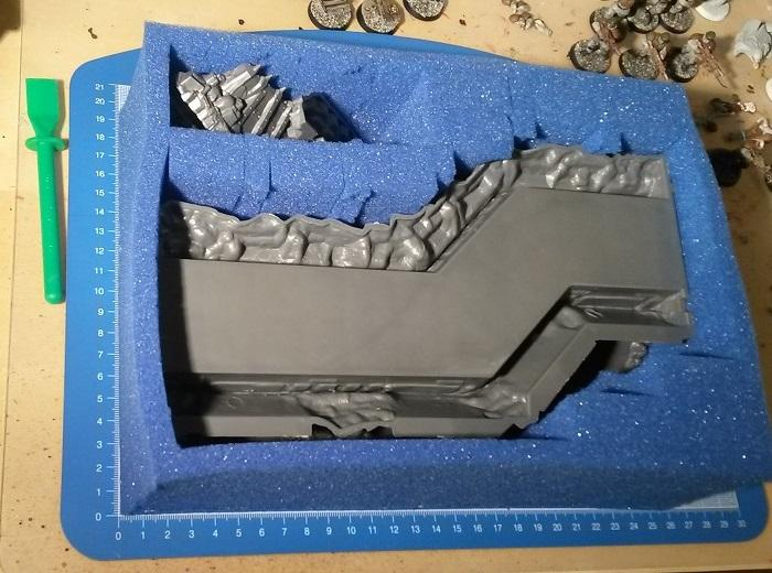 Fortifications, Imperial Guard, Kr Multicase, Sizes, Trenches, Wall Of Martyrs, Warhammer 40,000, Wom