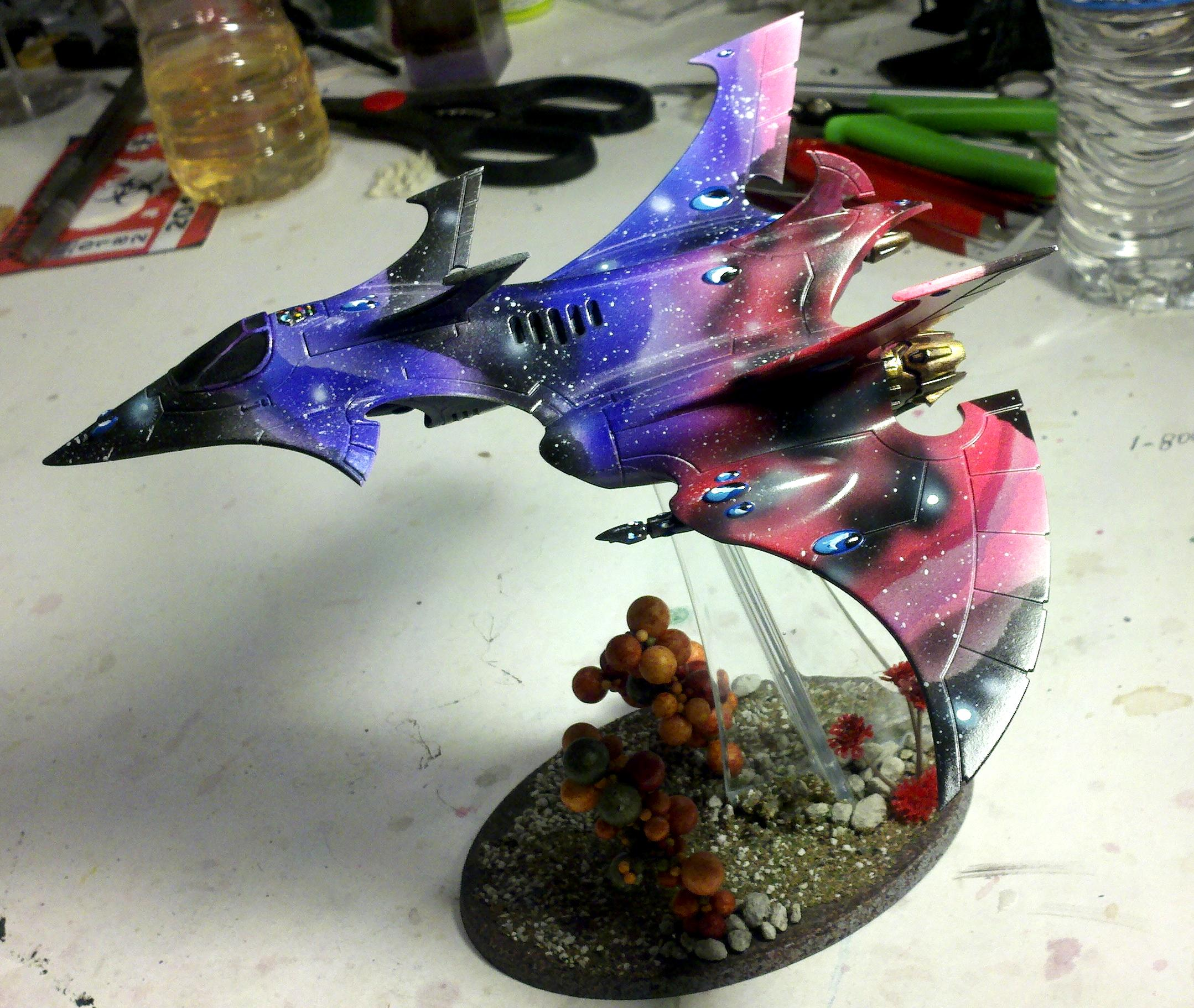 Crimson, Eldar, Hunter
