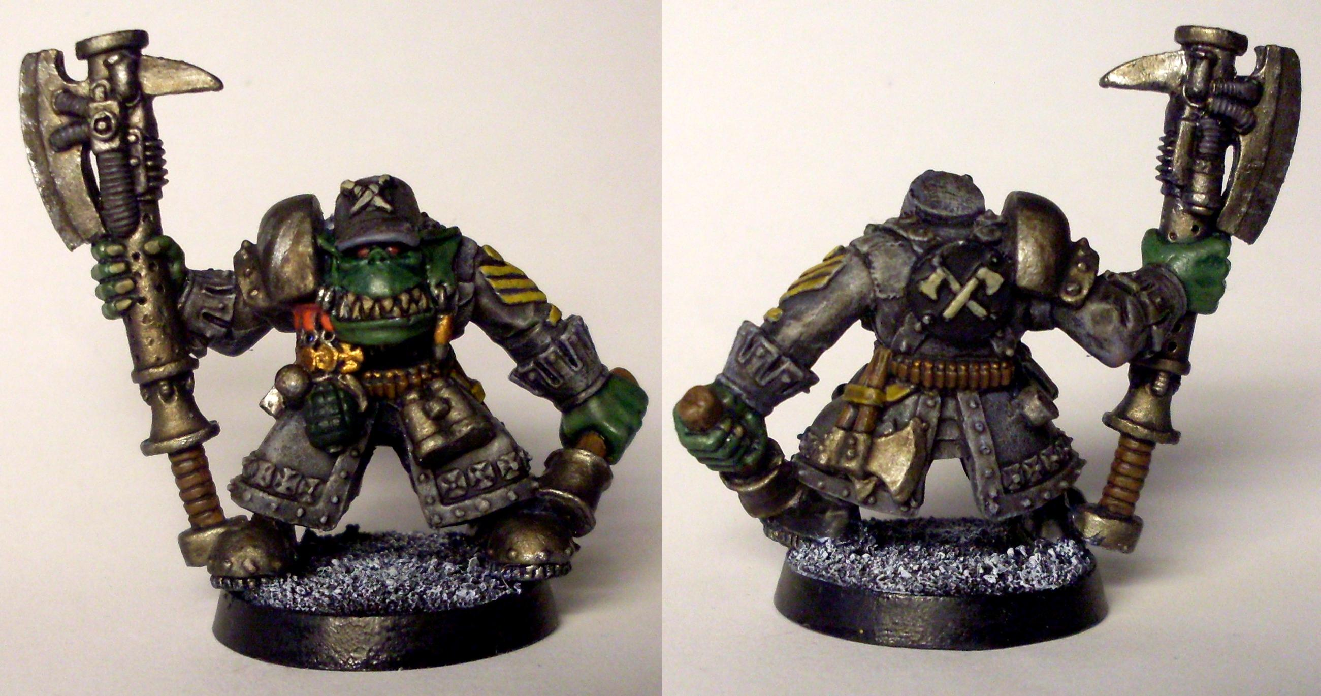 Blood Axe, Kommando, Orks, Rogue Trader
