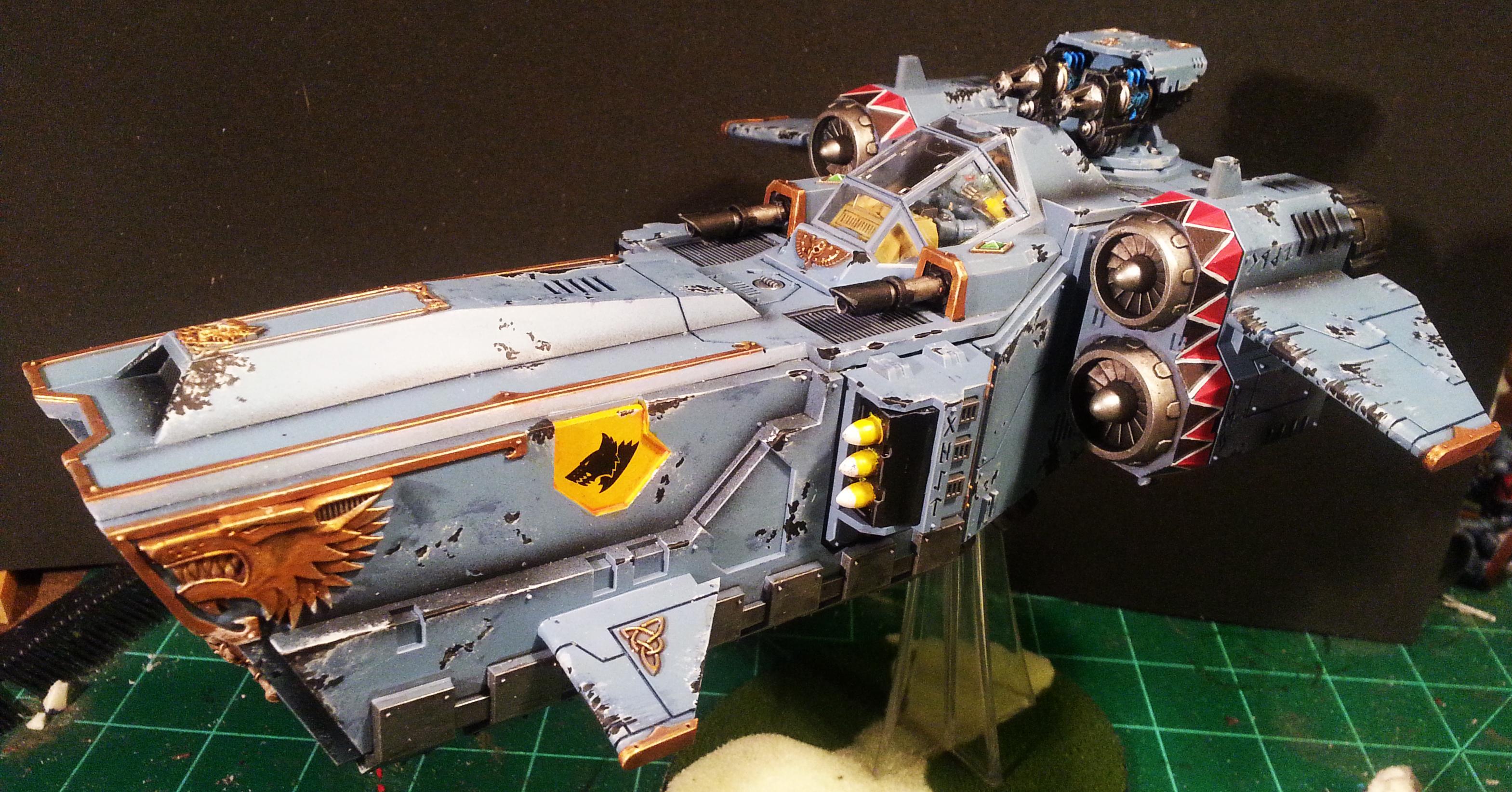 Drop Ship, Space Wolves