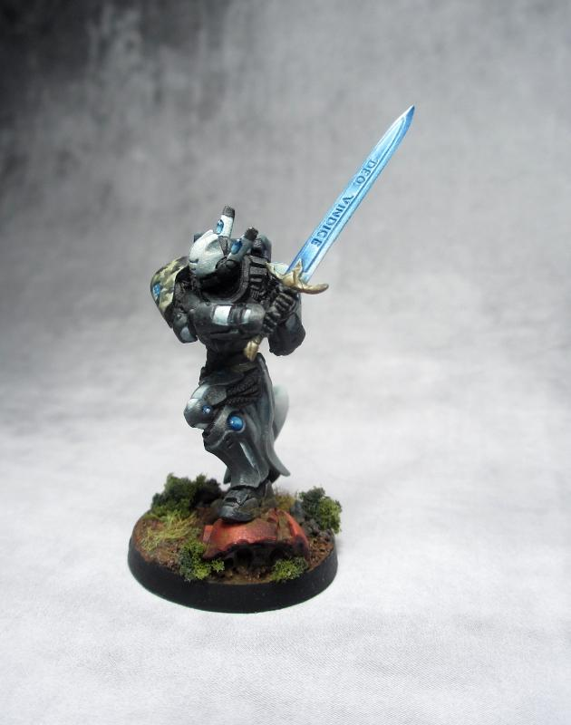 Father Knight, Infinity, Knights, Pano, Panoceania