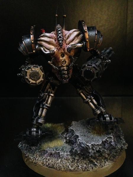 Chaos, Chaos Contemptor, Chaos Space Marines, Conversion