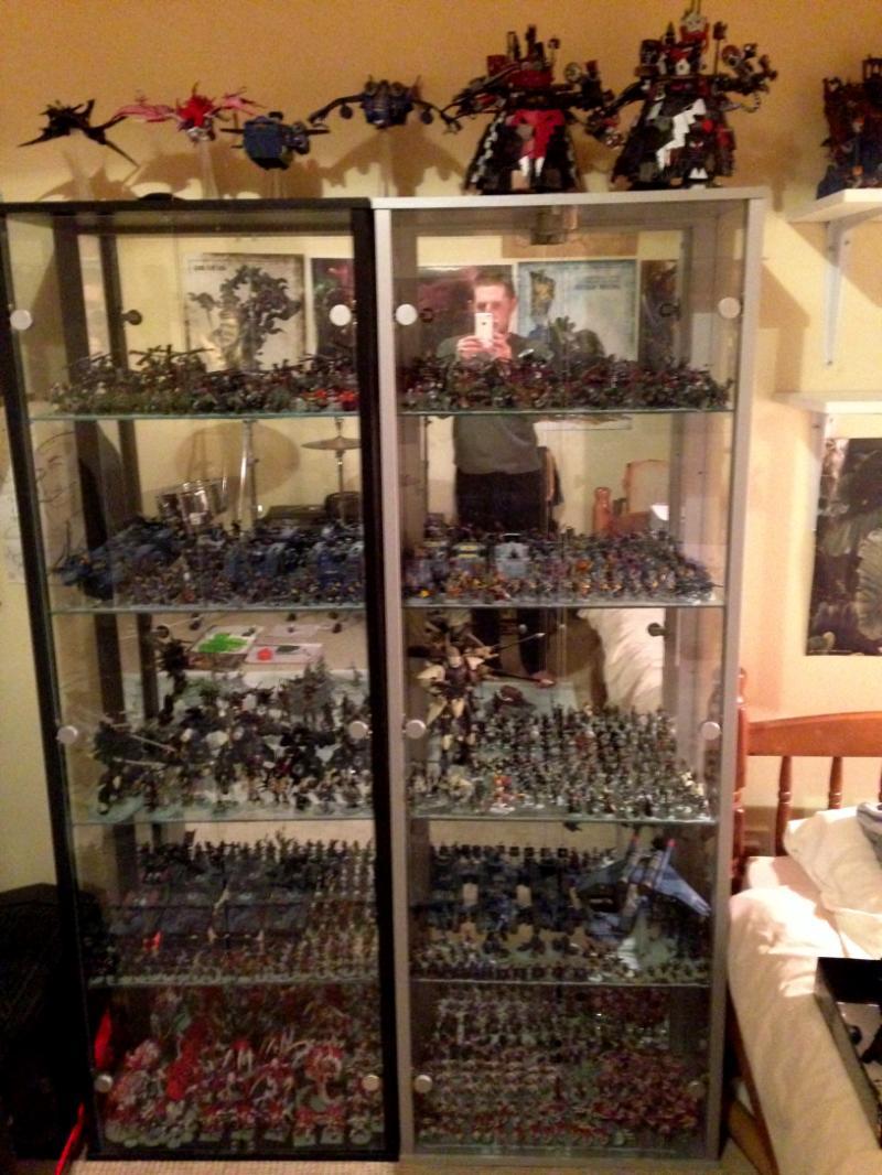 Cabinet, Display, Display Cabinet, Glass, Storage, Store, Warhammer 40,000,