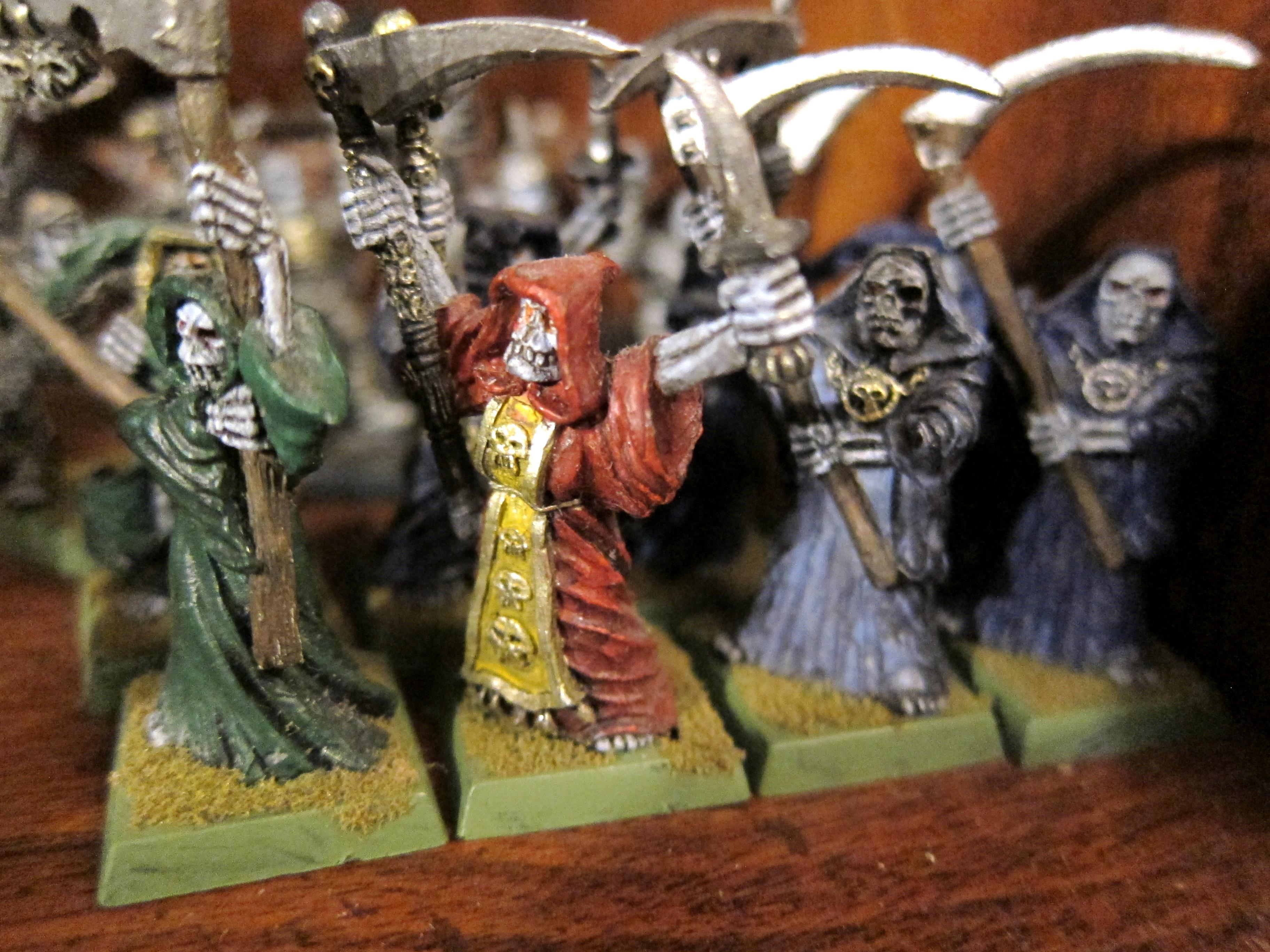 Out Of Production, Undead, Wraith