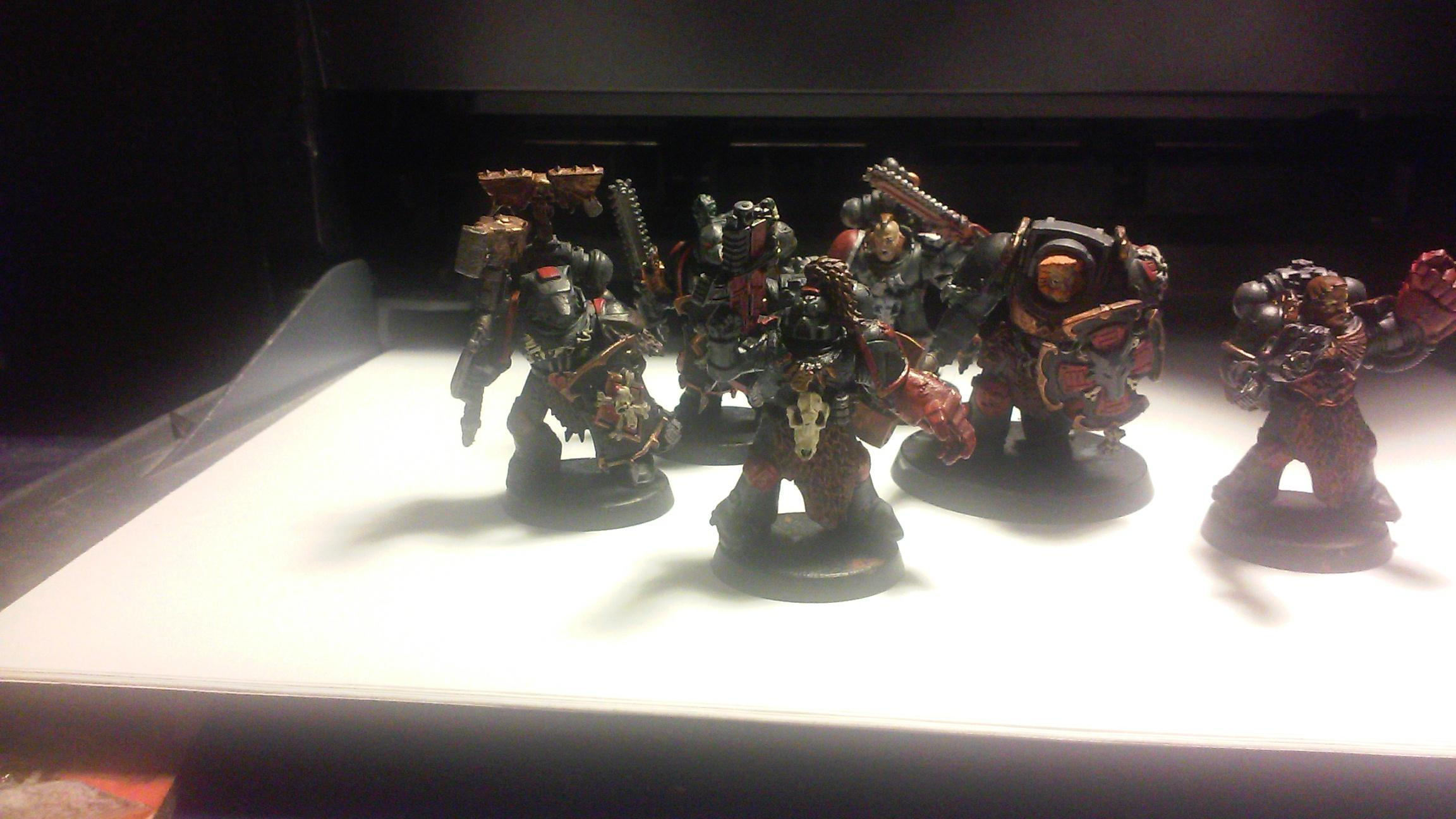 Space Wolves, starting a space wolves army