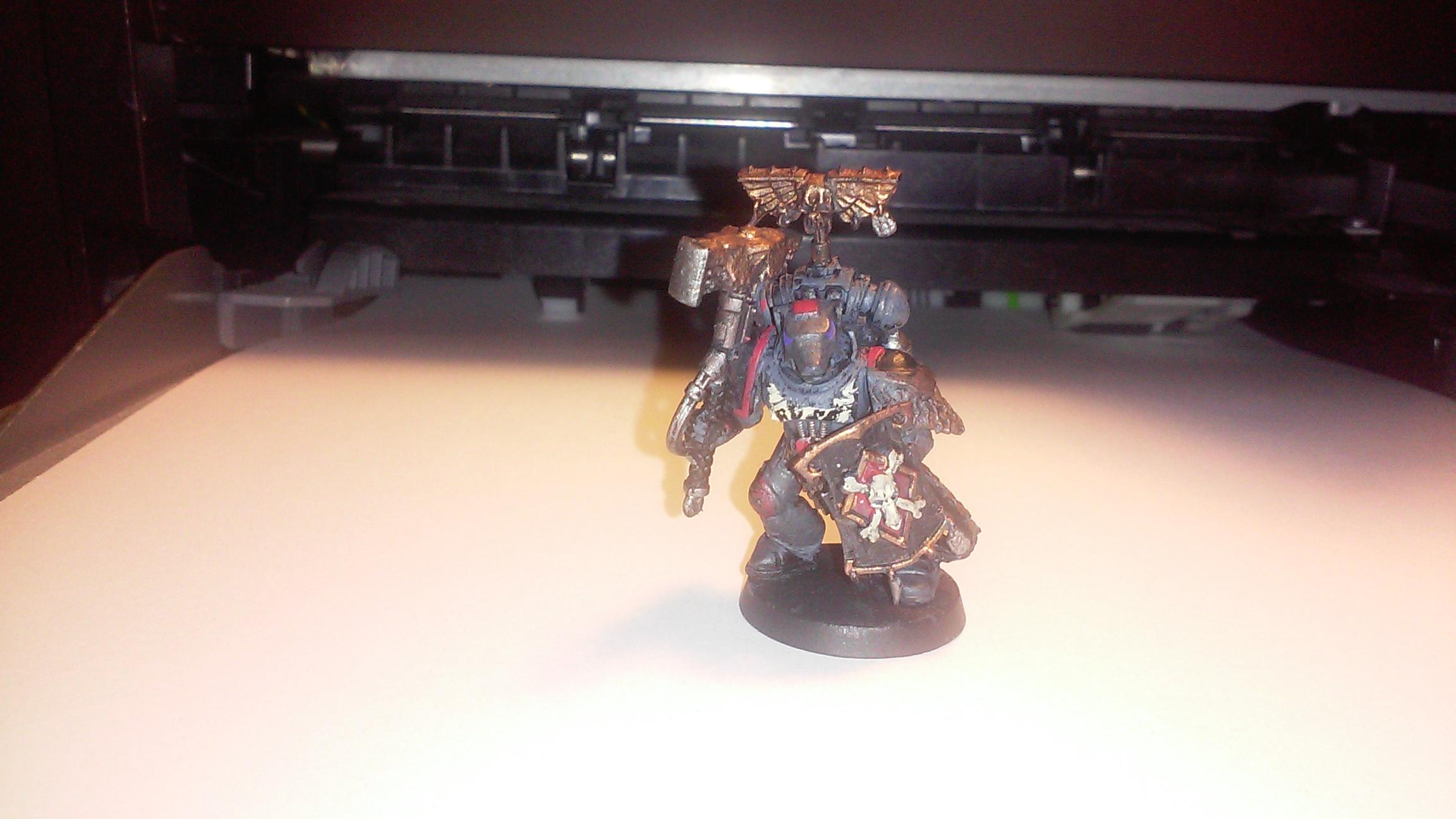 Lone Wolf, Space Wolves, Wolf Lord