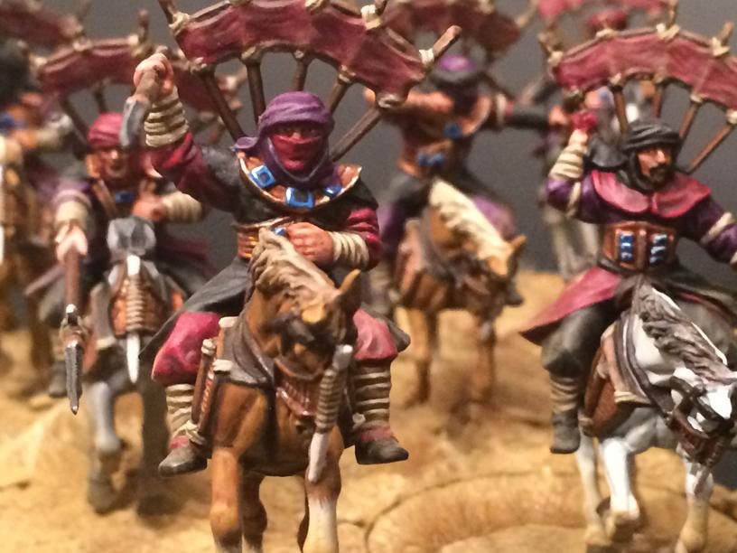 Cavalry, Haradrim, Lord Of The Rings, Riders