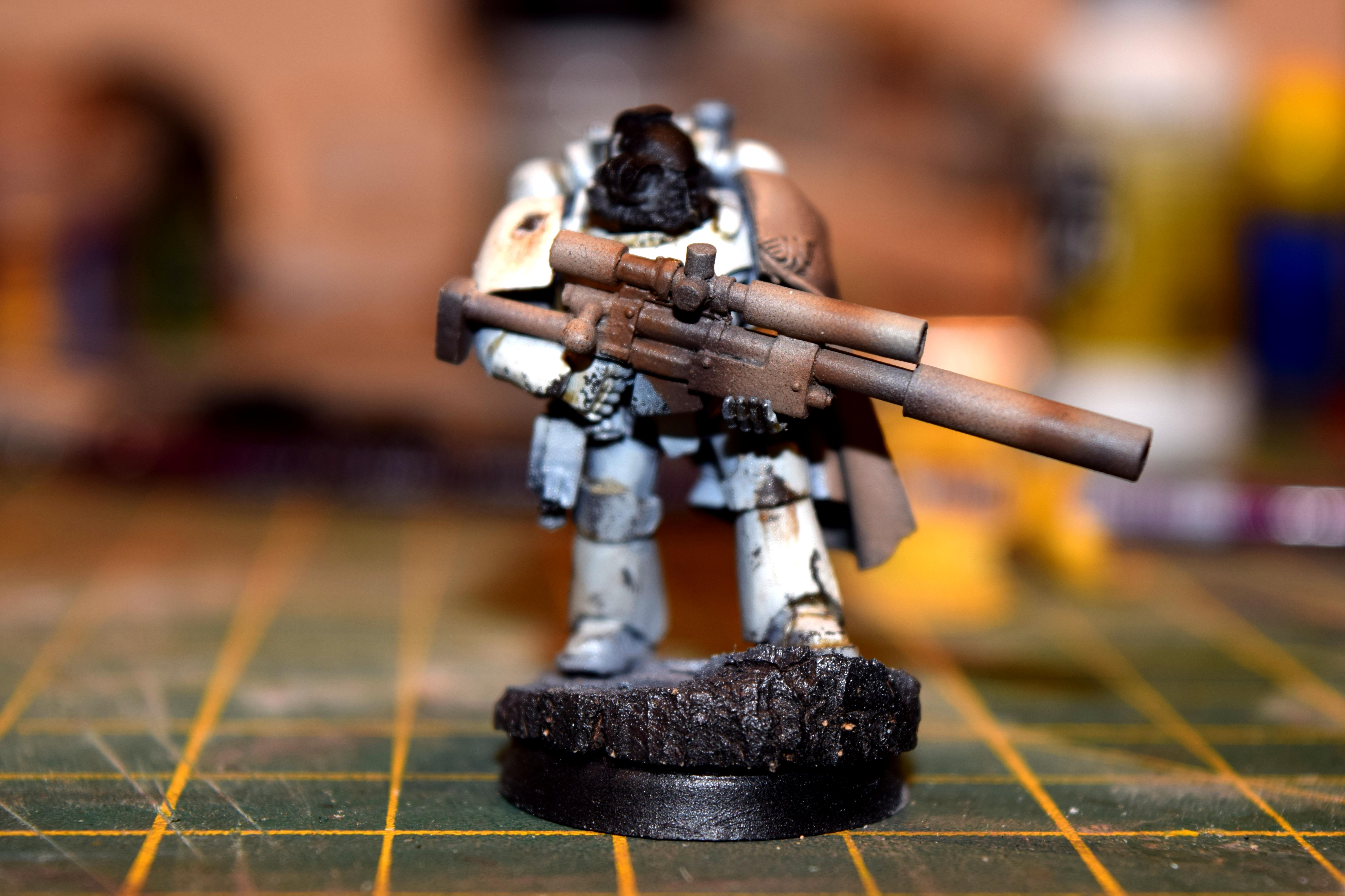 Action, Bolt, Scouts, Snipers, Space Marines