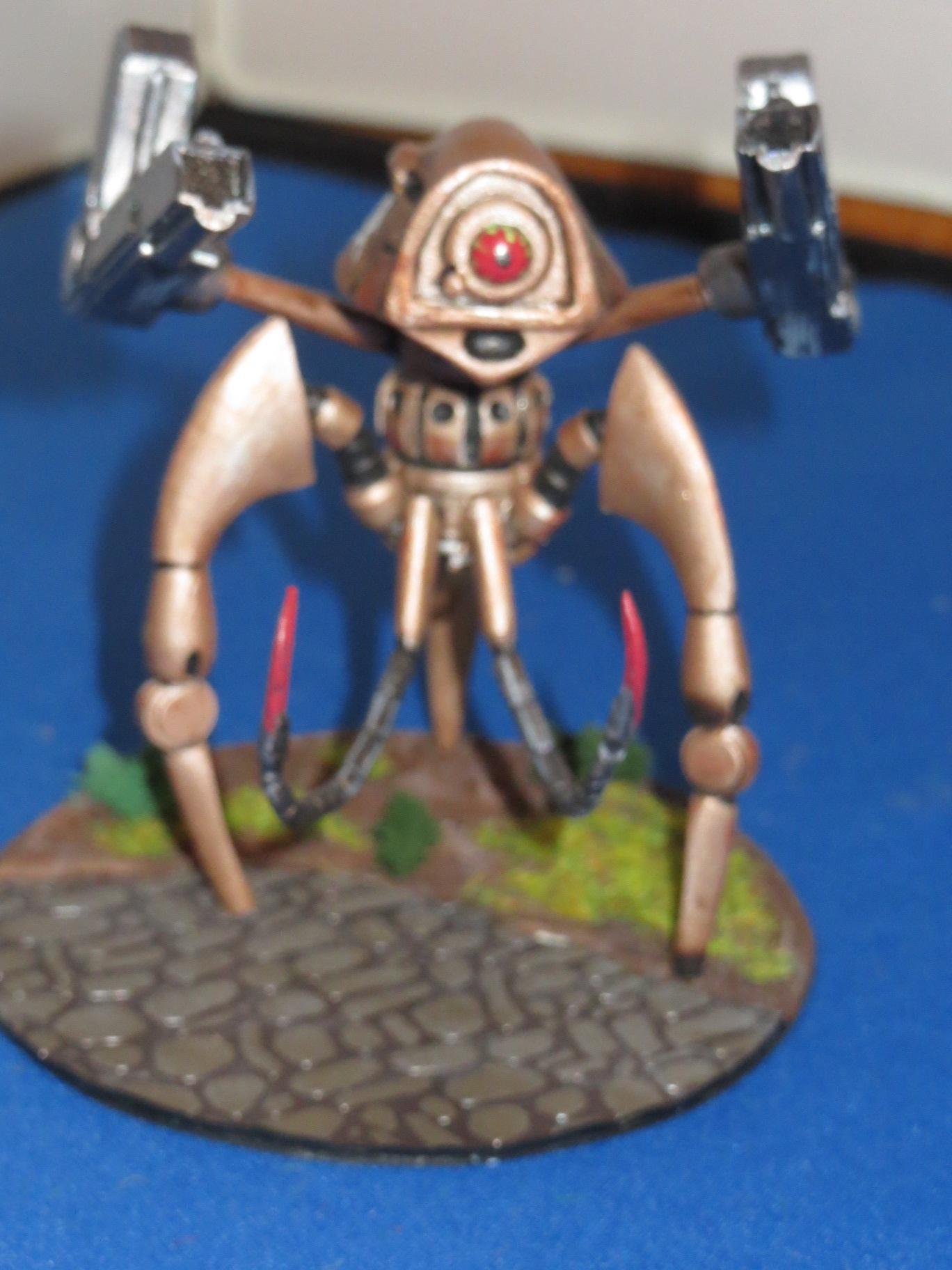 Grenadier, Martian Grenadier