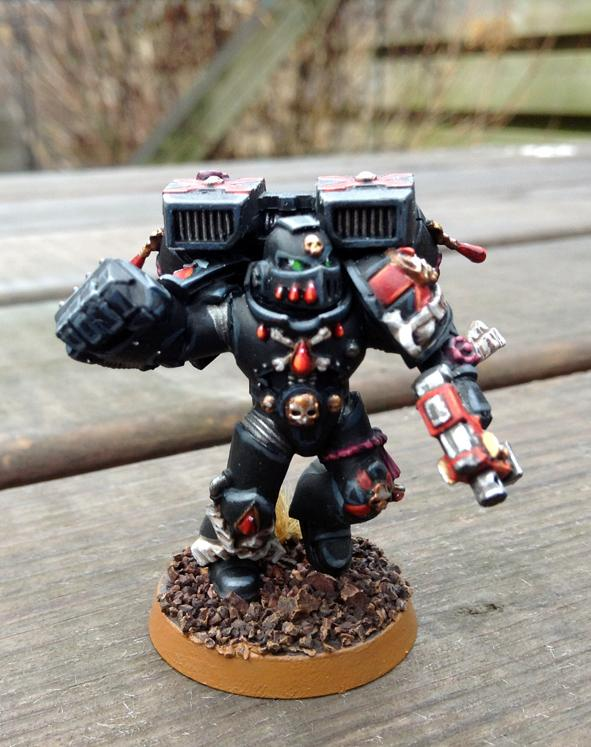 Blood Angels, Death Company, Space Marines