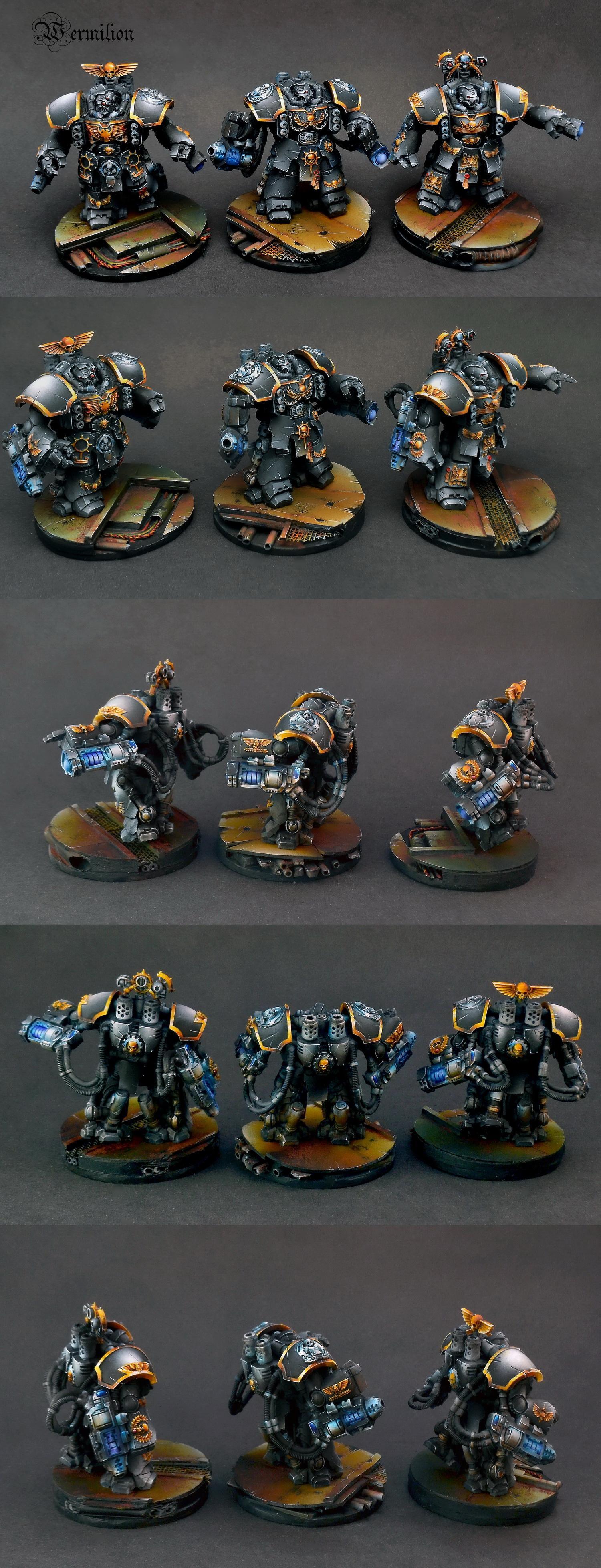 Centurion, Centurions, Space Marines, Warhammer 40,000