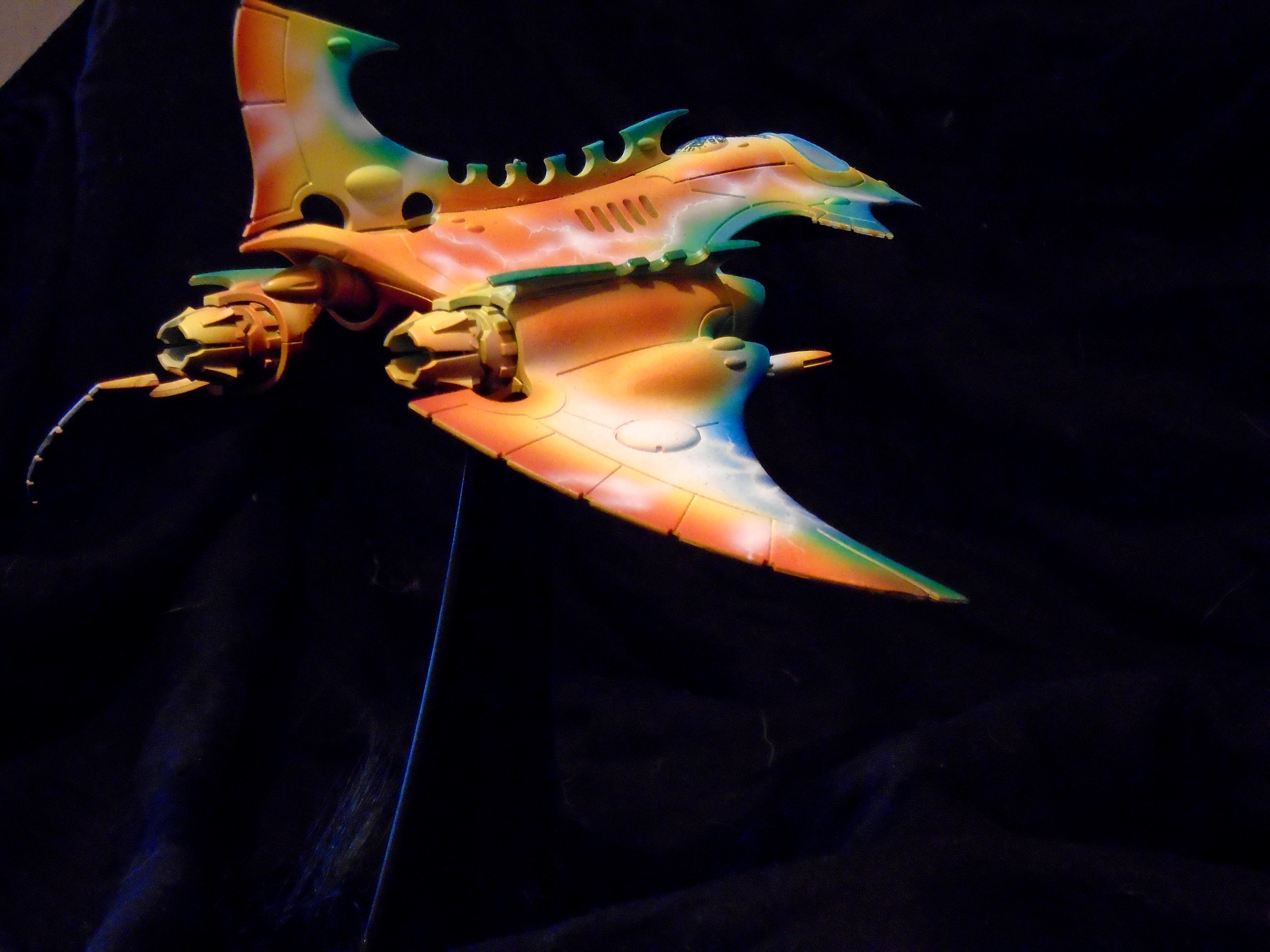 Eldar, Hemlock, Iyanden, Lightning, Wraith, Wraith Fighter, Wraithfighter