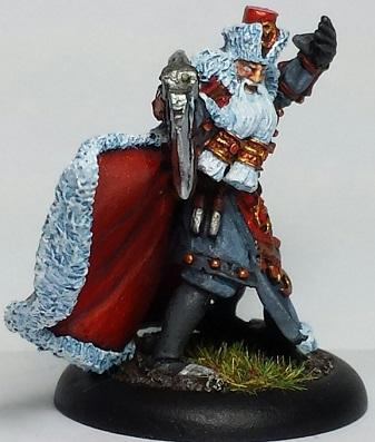 Khador, Koldun Lord, Warmachine