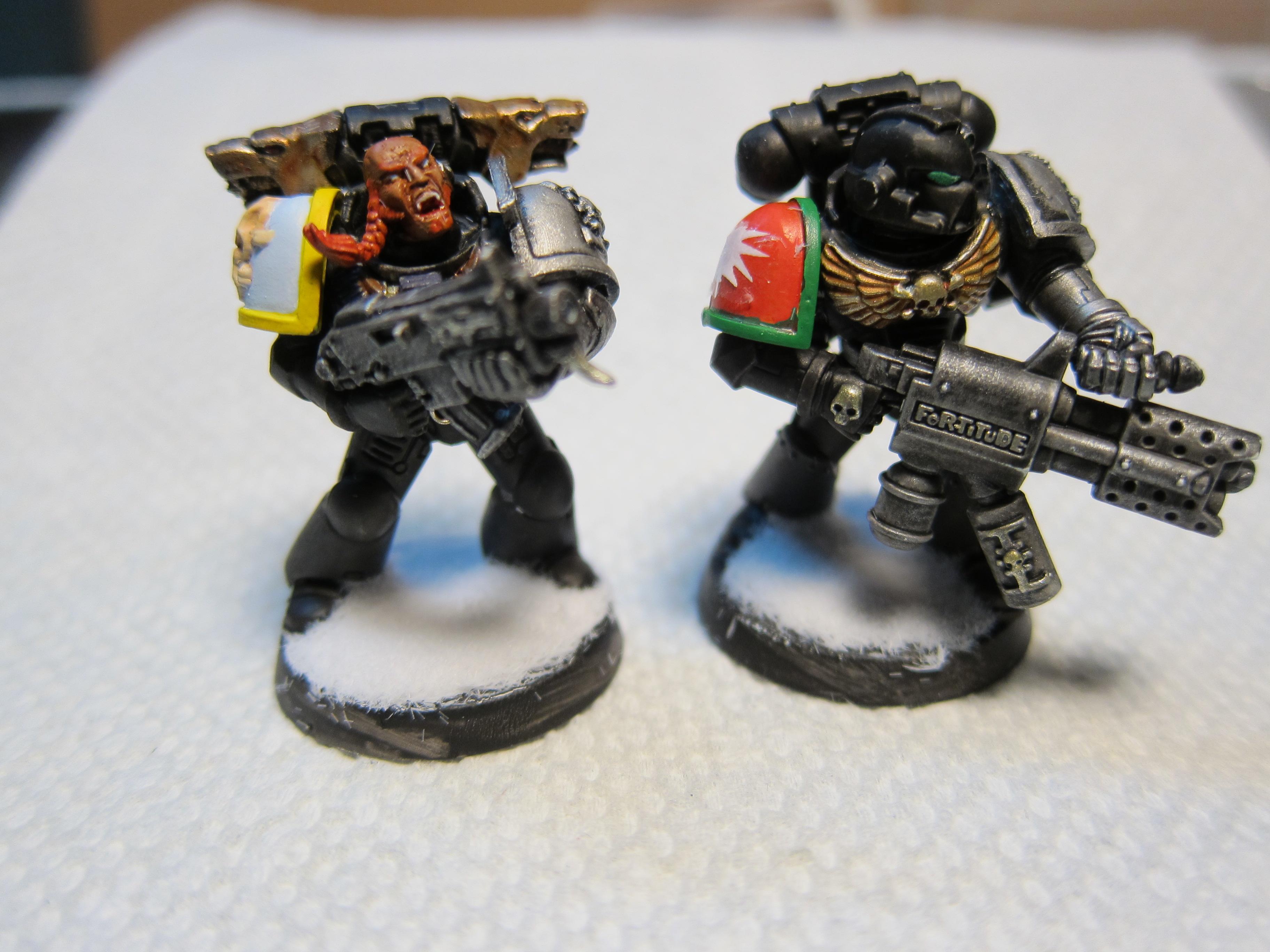 Deathwatch, Space Marines