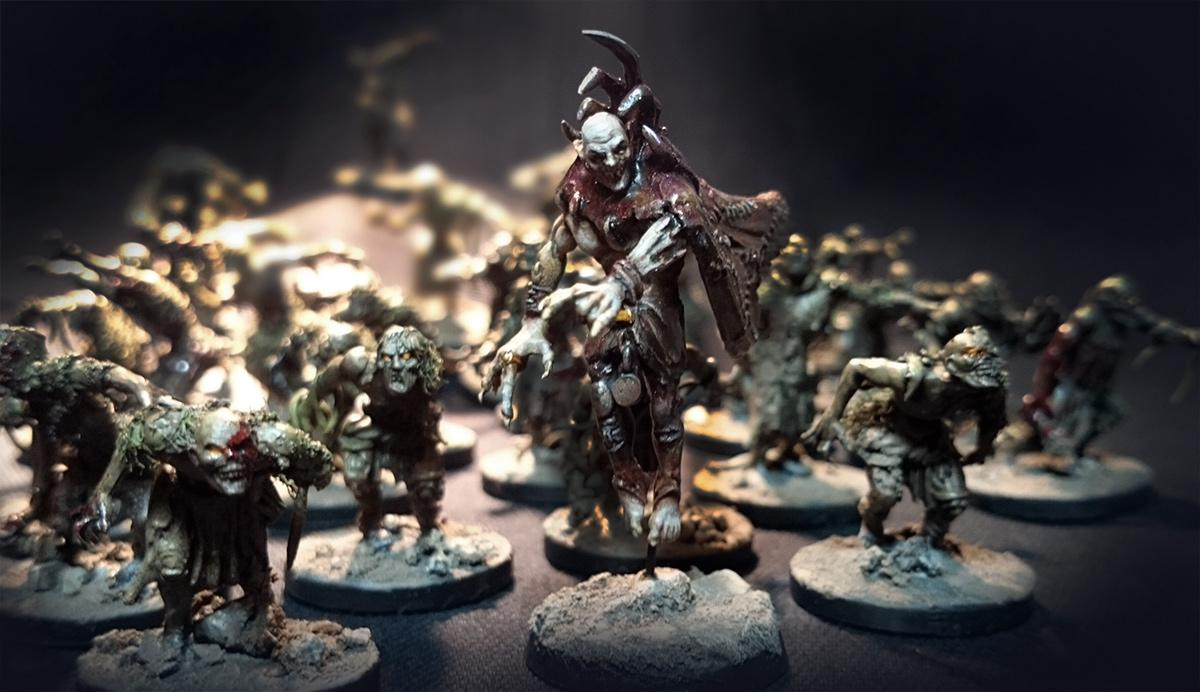 Conversion, Mordheim, Vampire