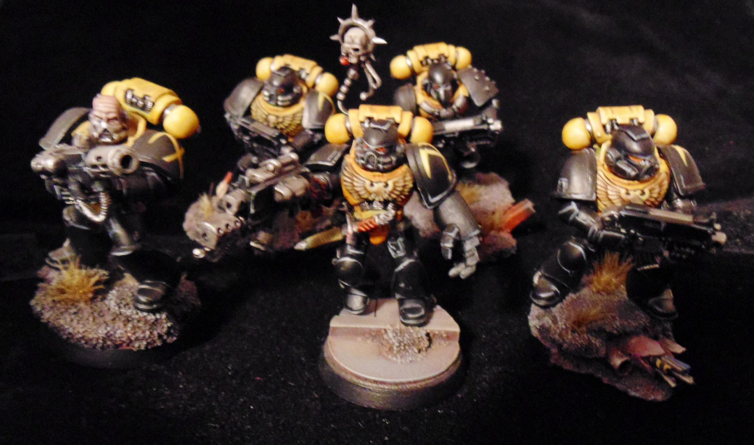 Scythes Of The Emperor, Space Marines