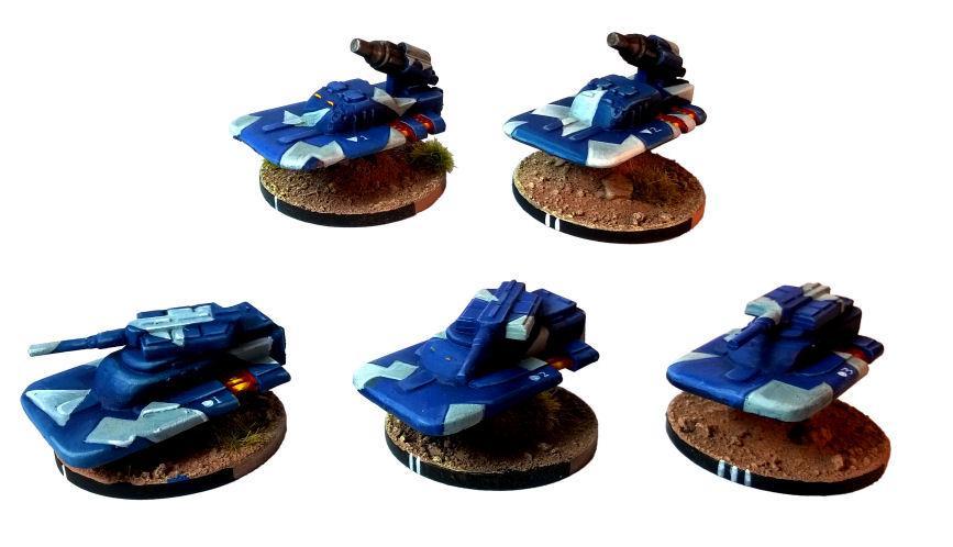 6mm, Brigade, Brigademodels, Horizonwars, Mechawar, Omega, Pacfed, Precinct, Science-fiction, Scifi, Tank