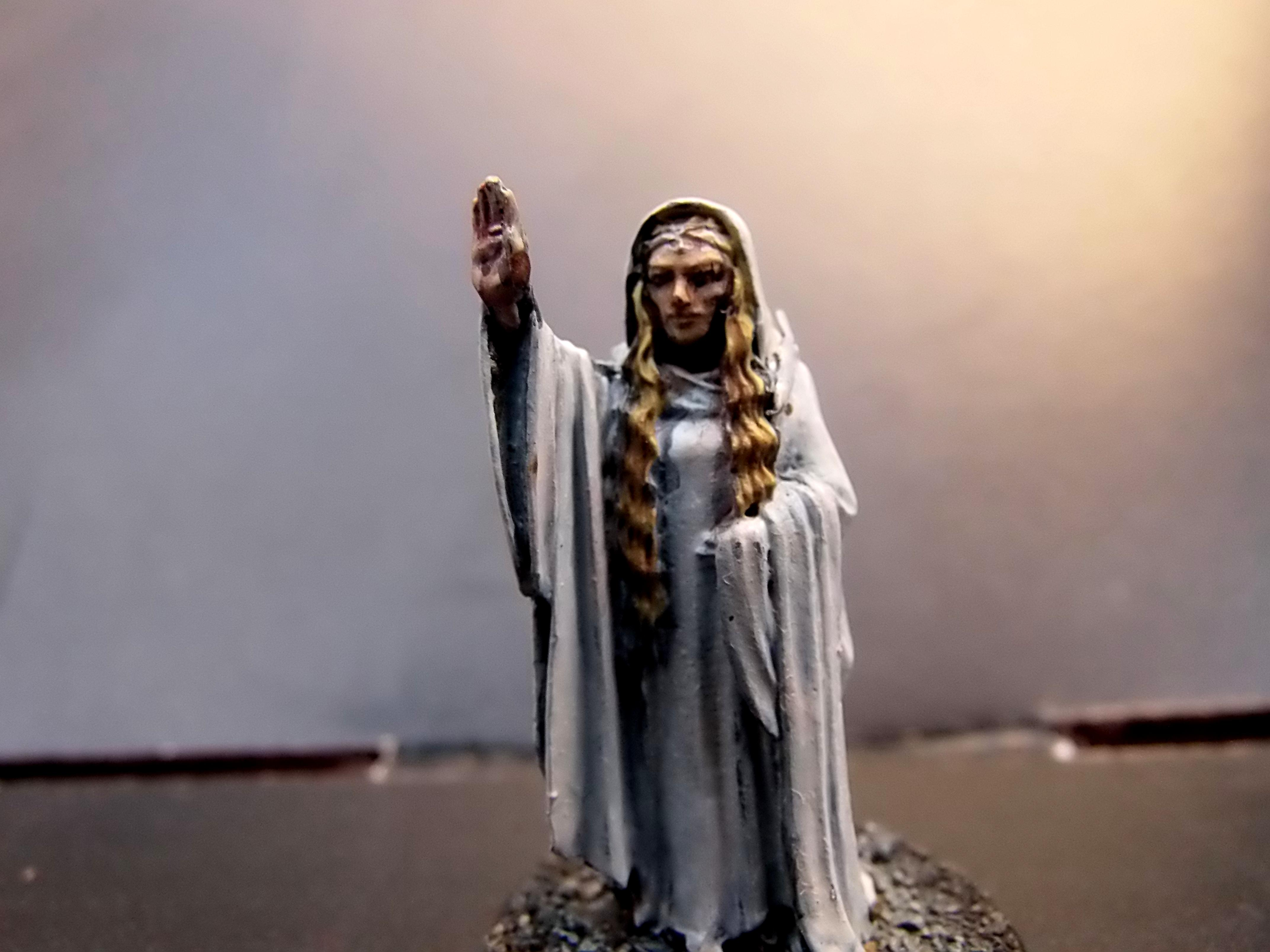 Galadriel, Hobbit, Lord Of The Rings, White Council