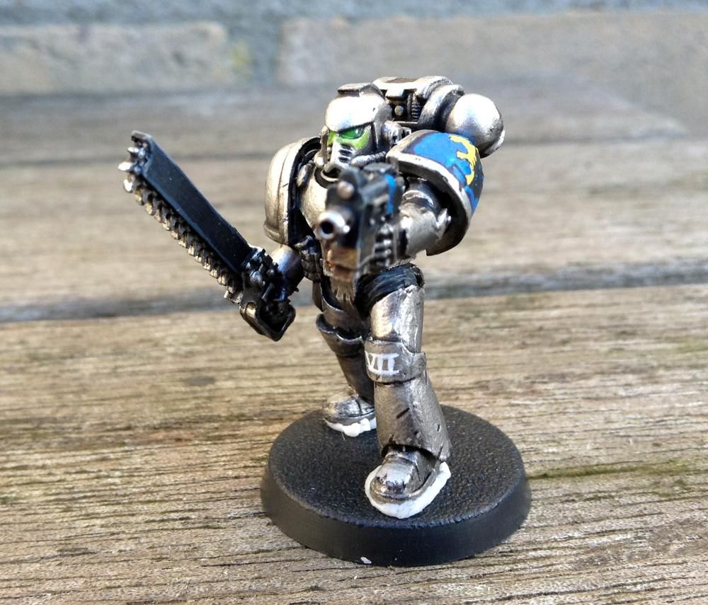 Assault, Astral Claws, Space Marines