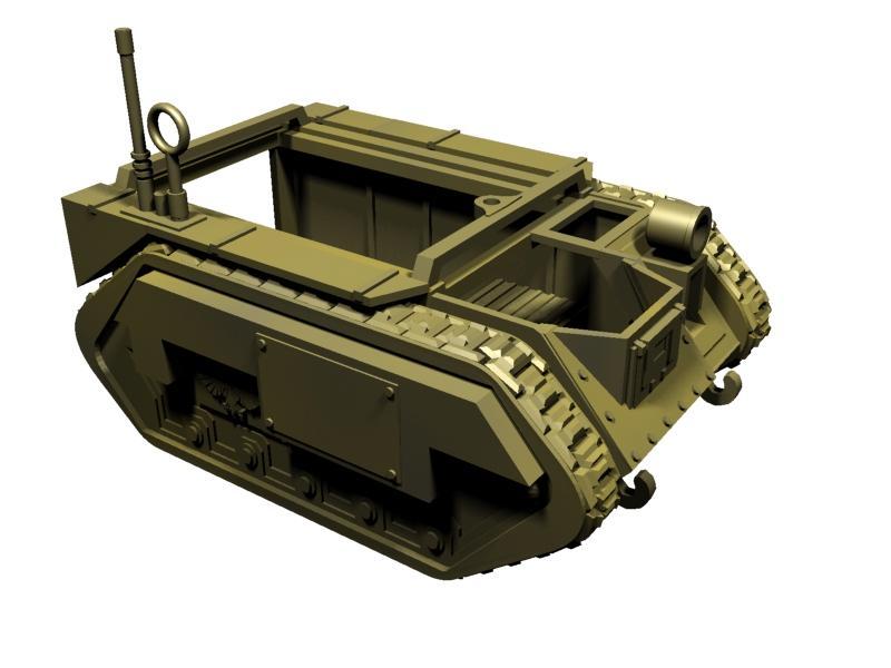 3d, 3d Printer, Death Korps of Krieg, Download, Free