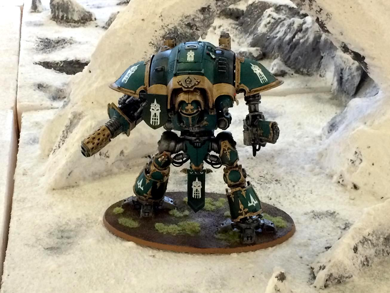 Imperial Knight, Gerantius, Freeblade