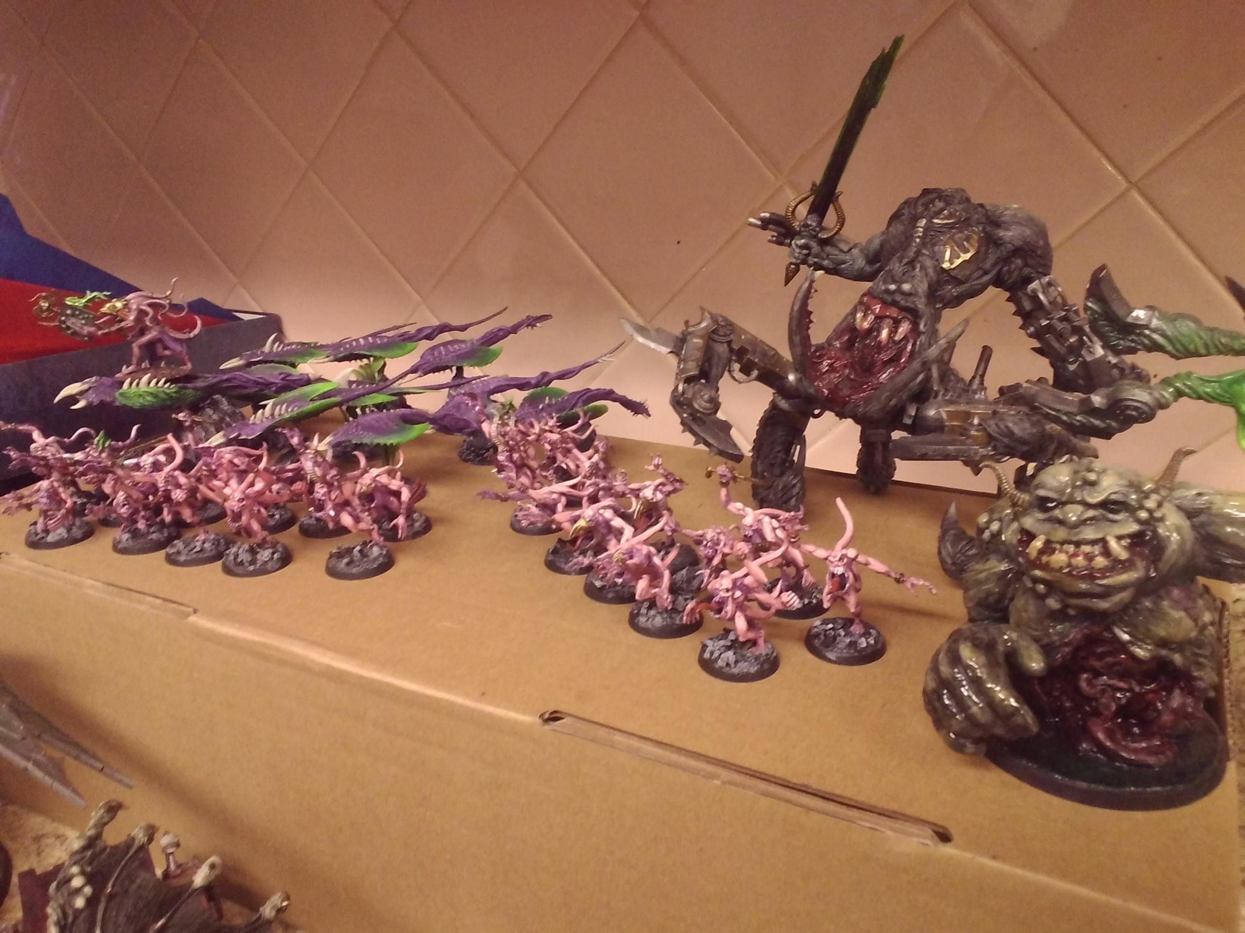 Battle, Game, 2000 pt Chaos amy (daemons)