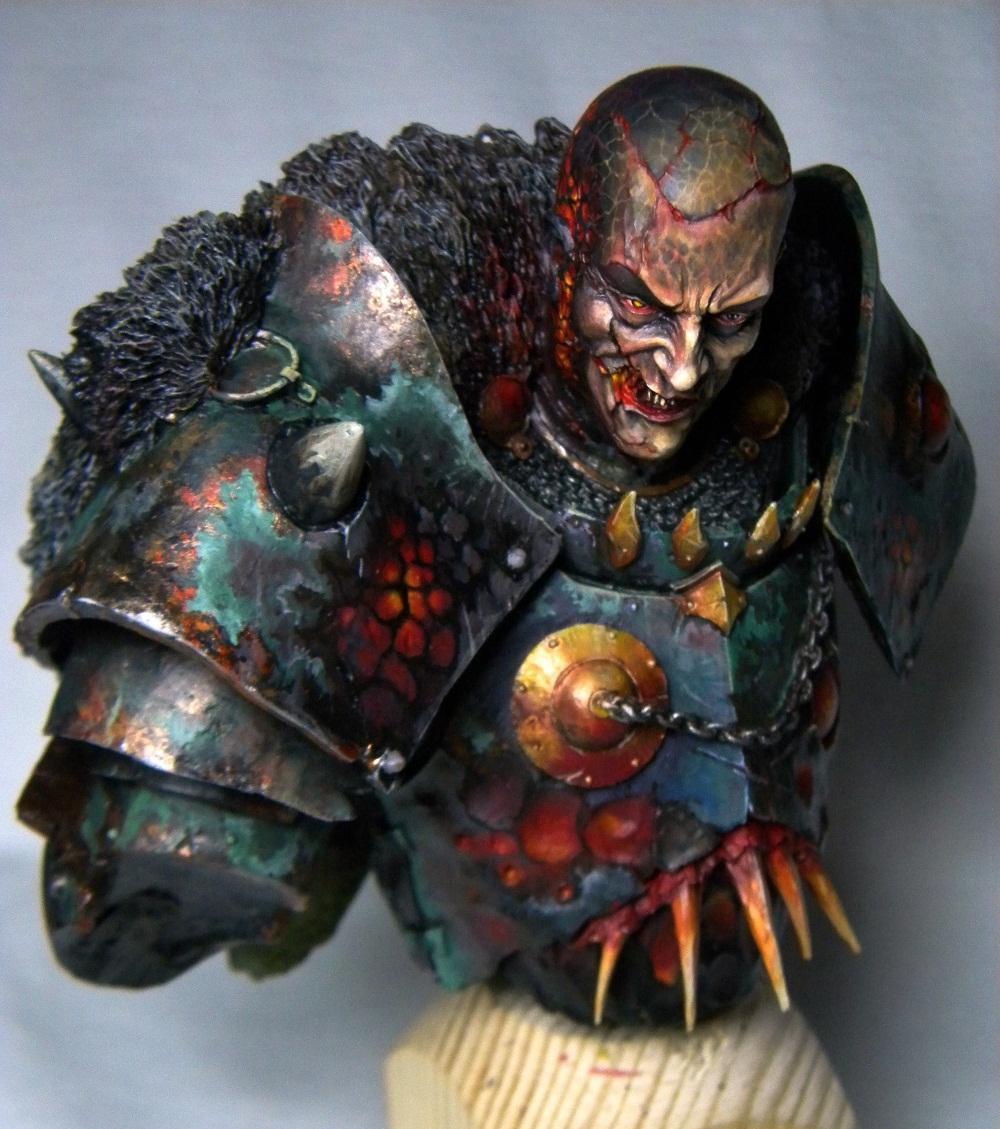 Bust, Chaos, Warriors