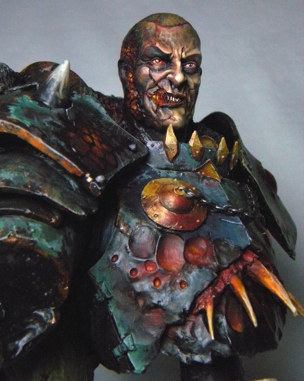 Bust, Chaos, Warlord, Warriors