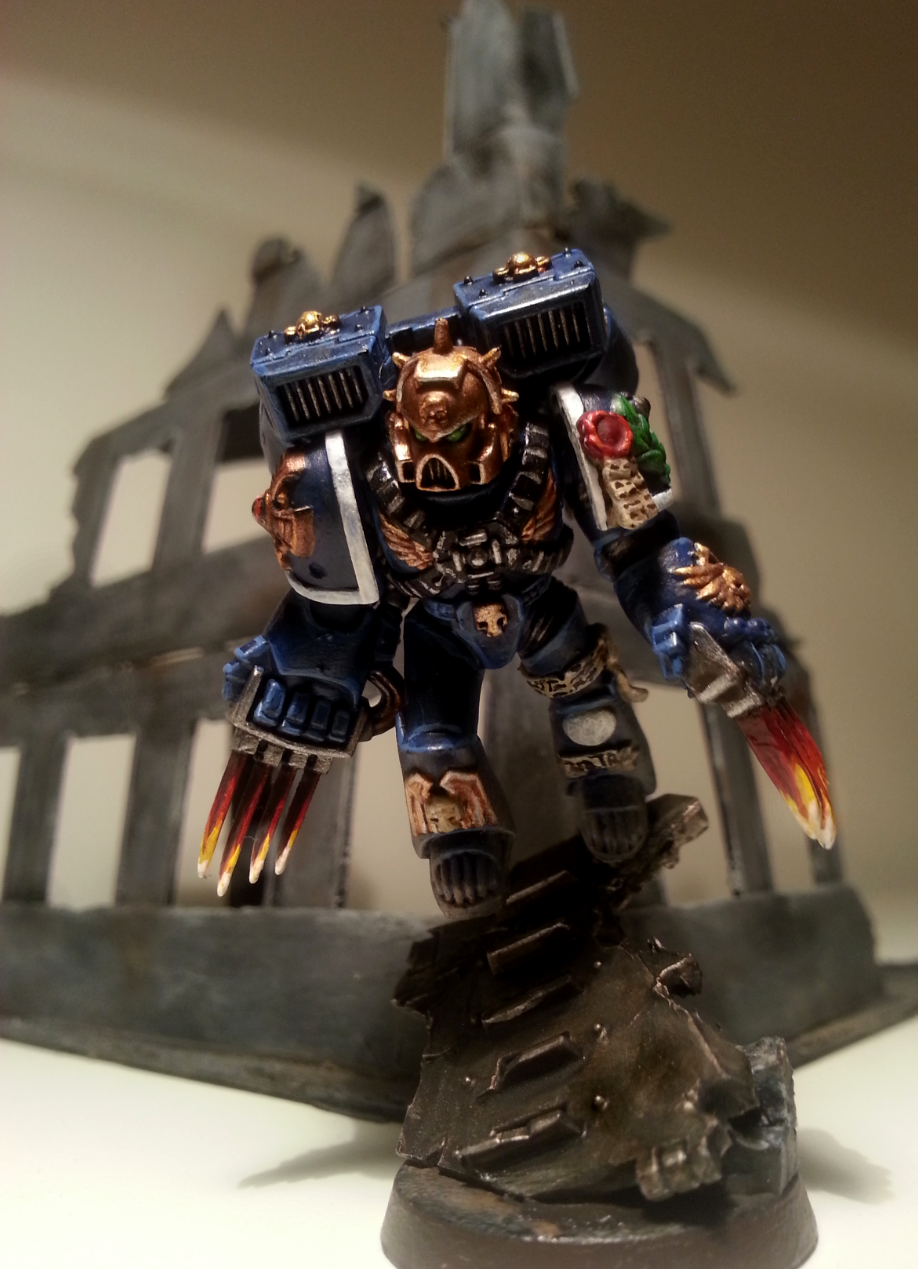 1st Company, Jump Infantry, Lightning Claws, Space Marines, Ultramarines, Vanguard Veterans