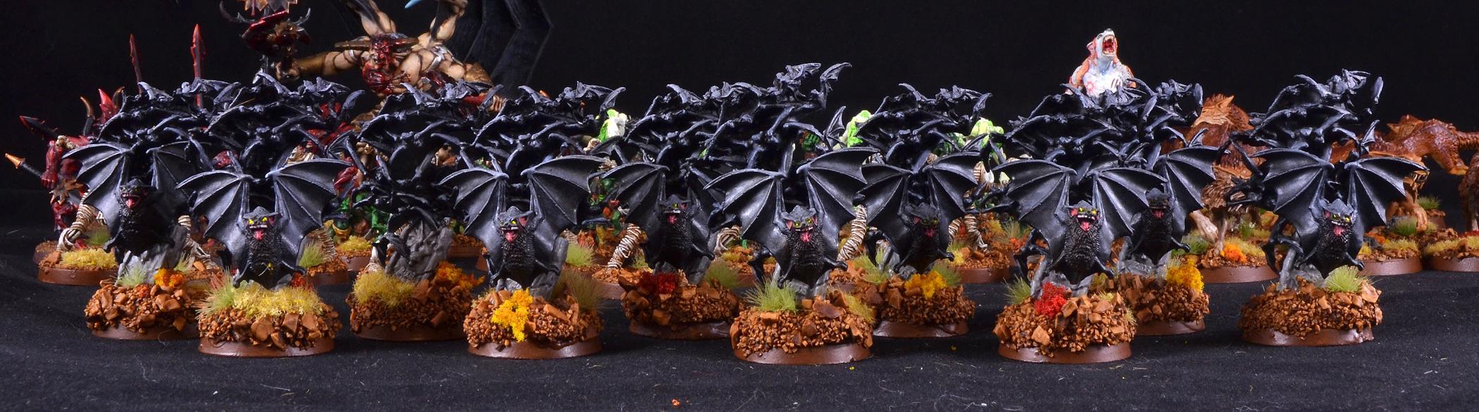 Alternate, Bats, Chaos, Furies, Warhammer 40,000