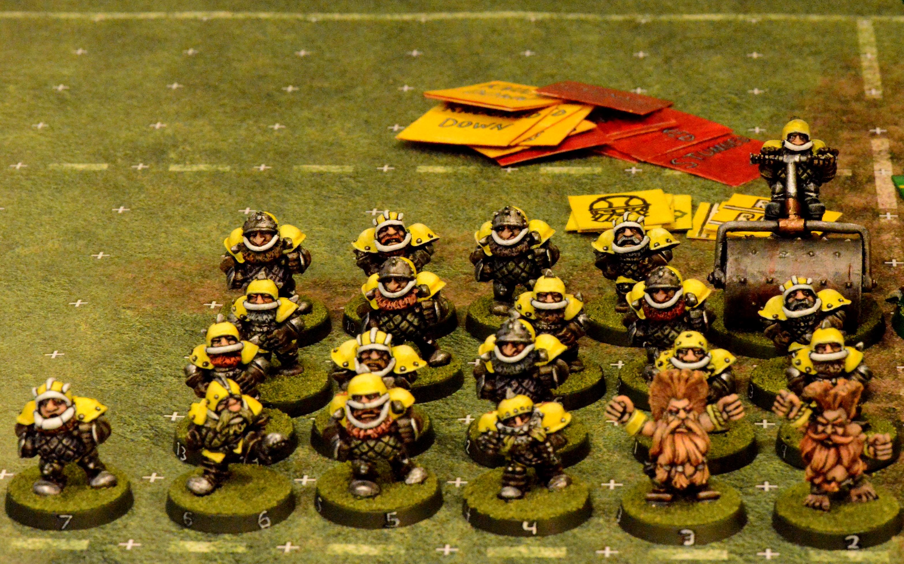 Blood, Blood Bowl, Bowl, Dwarves, Pitch, Team