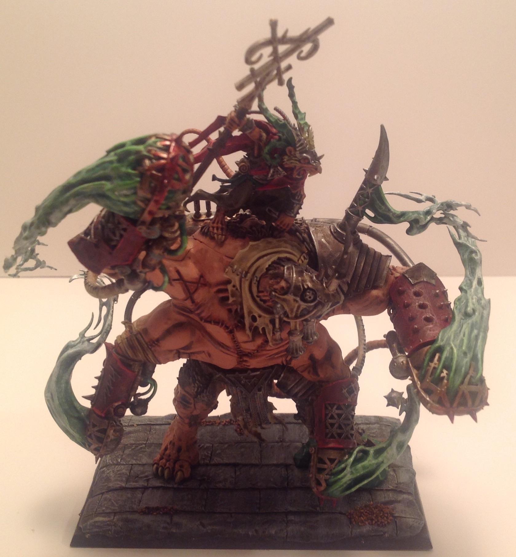 Boneripper, Skaven, Thanquol, Warlord