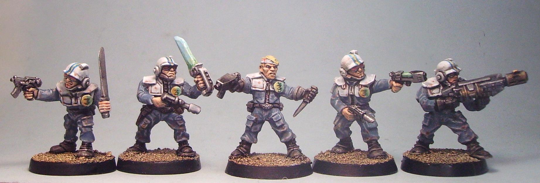 Imperial Guard, Out Of Production, Rogue Trader
