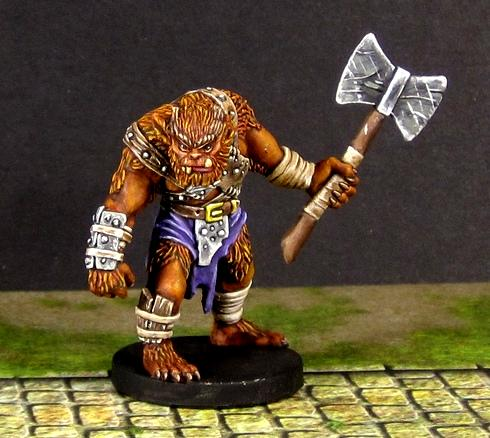 Berserkers, Bugbear, Dungeons And Dragons